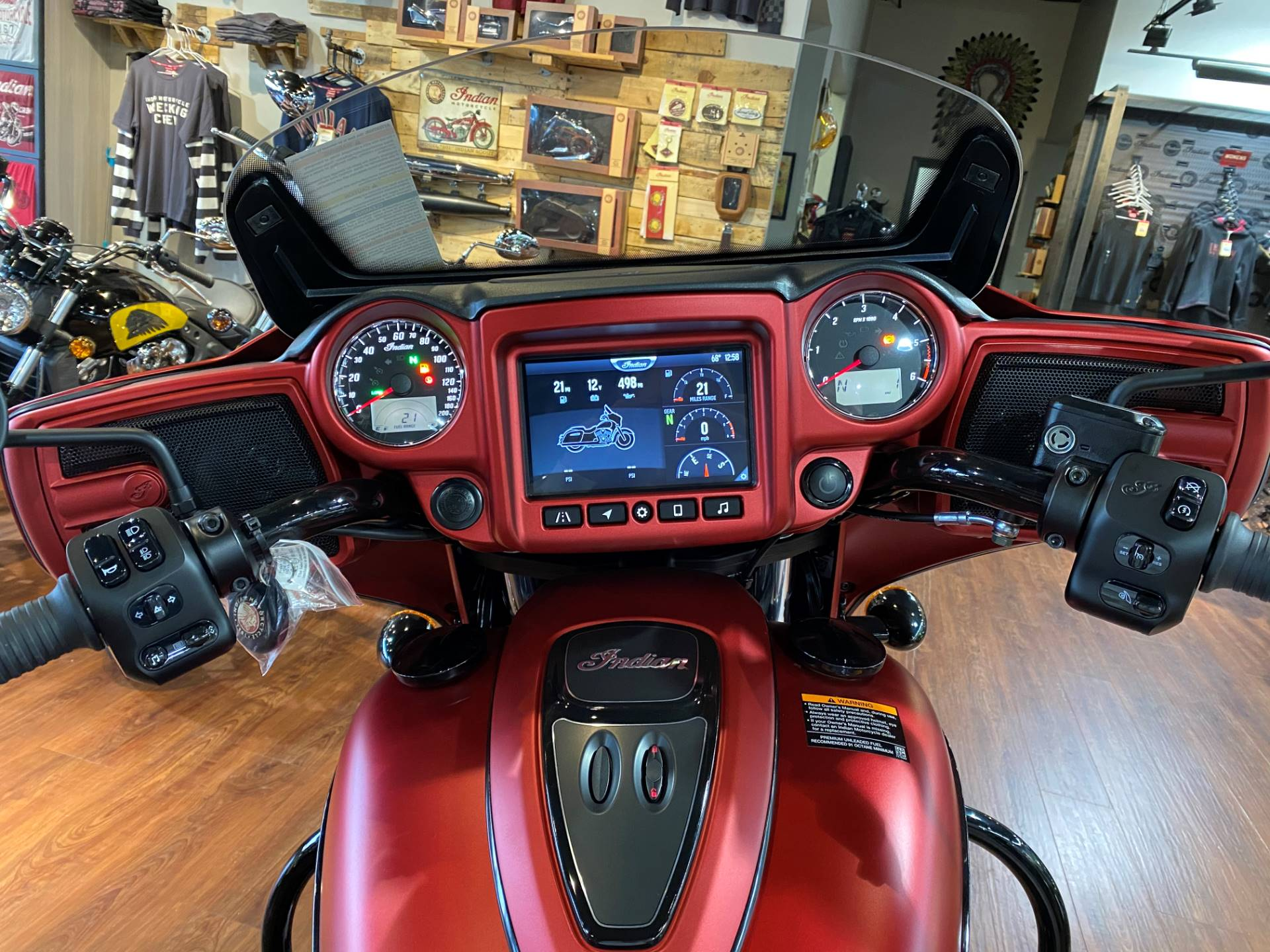 2020 Indian Chieftain® Dark Horse® in Greer, South Carolina - Photo 16
