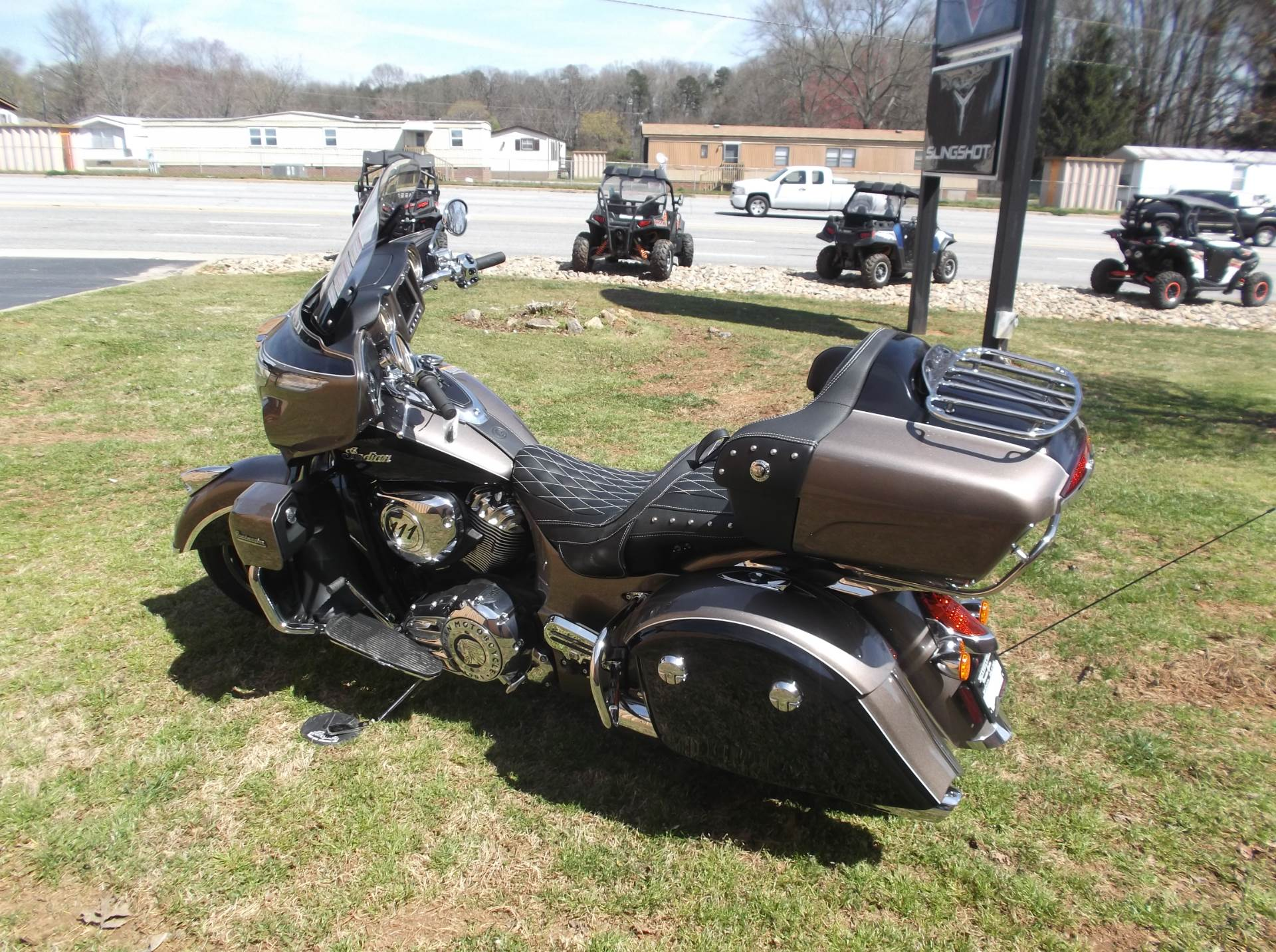 2019 Indian Roadmaster® ABS in Greer, South Carolina