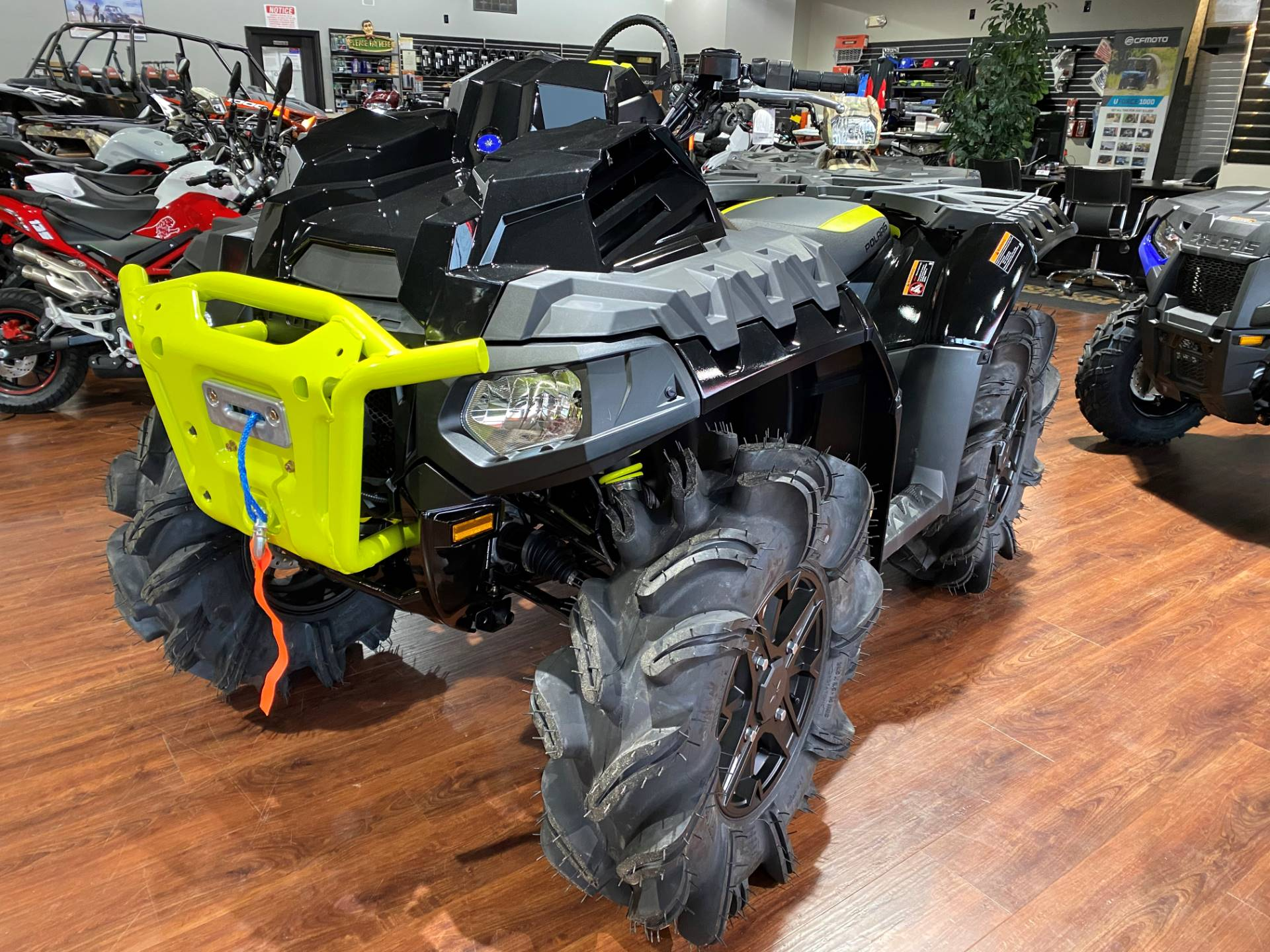 2020 Polaris Sportsman XP 1000 High Lifter Edition in Greer, South Carolina - Photo 2
