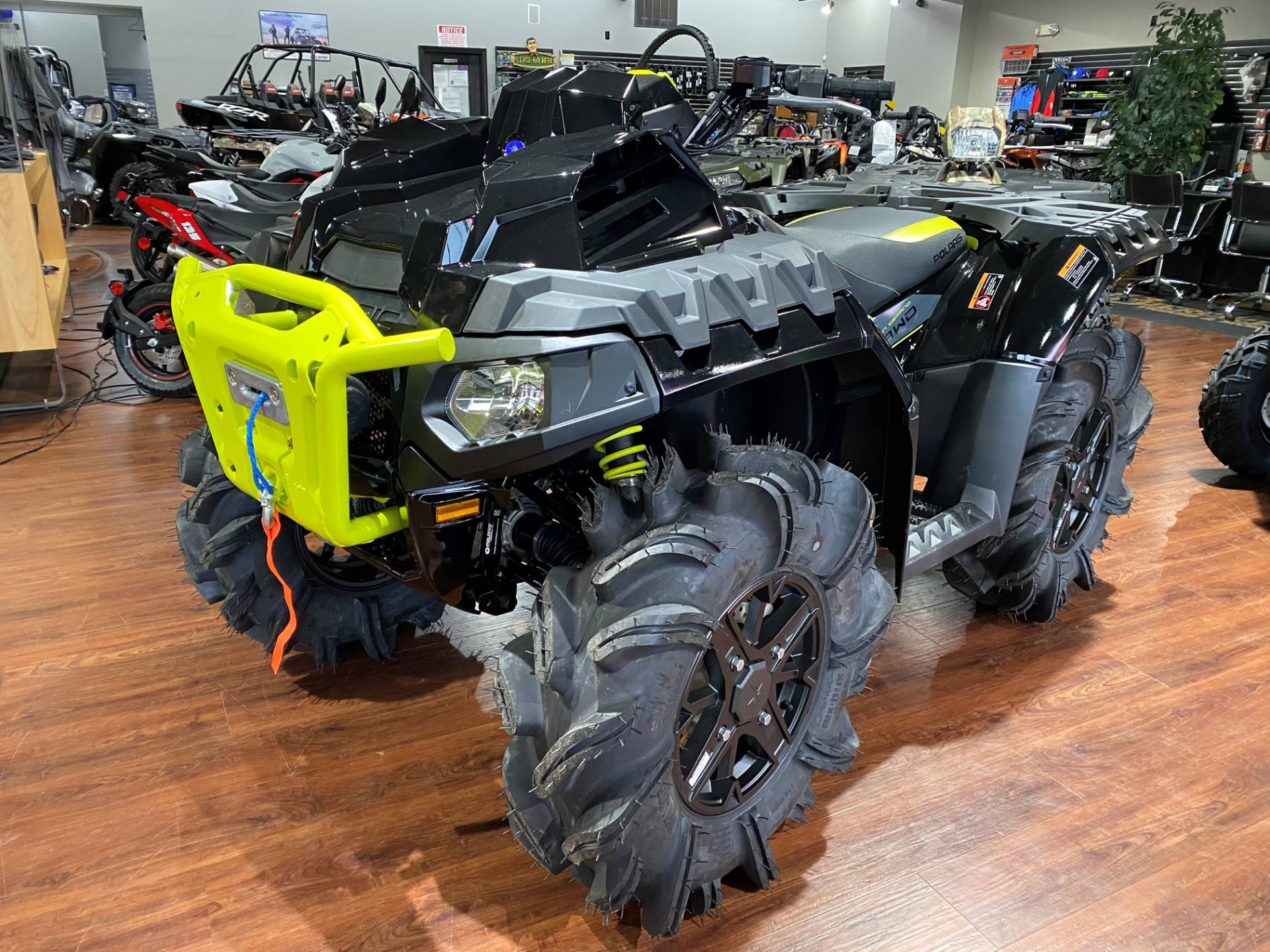 2020 Polaris Sportsman XP 1000 High Lifter Edition in Greer, South Carolina - Photo 6