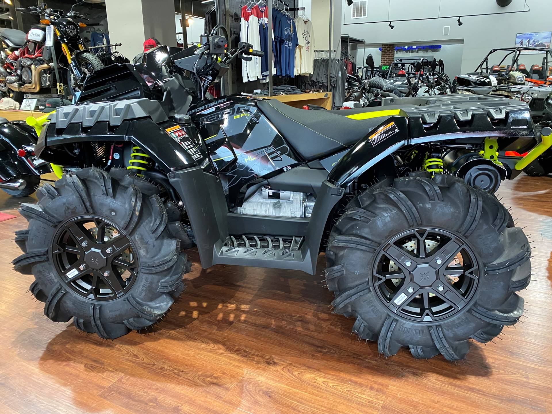 2020 Polaris Sportsman XP 1000 High Lifter Edition in Greer, South Carolina - Photo 8
