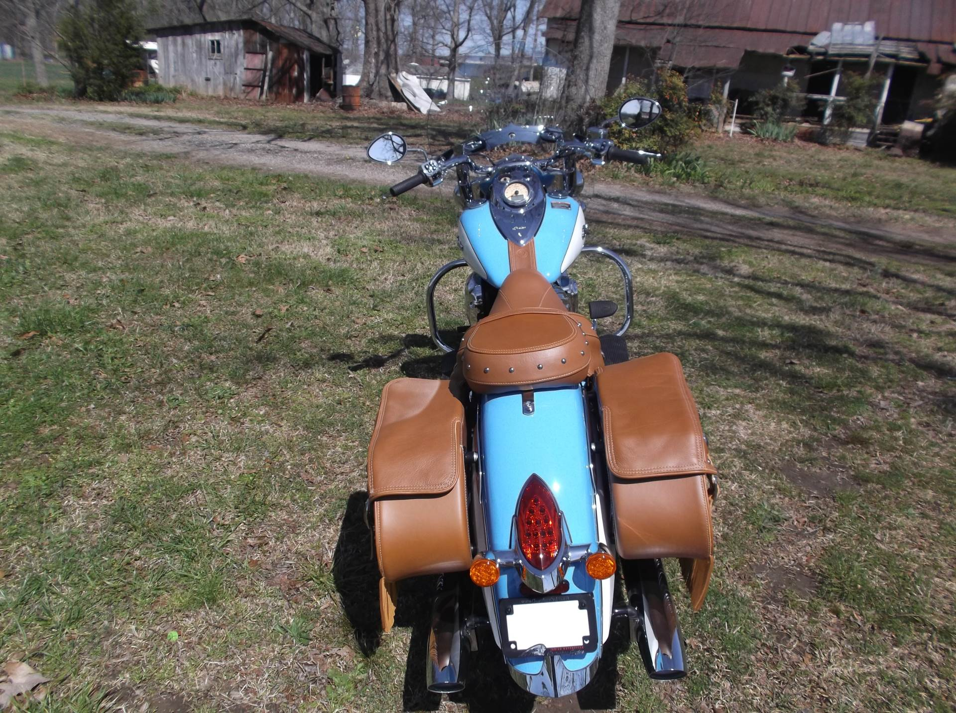 2018 Indian Chief® Vintage ABS in Greer, South Carolina