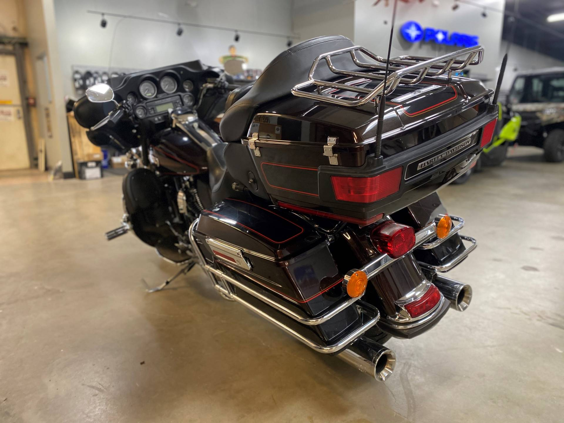 2011 Harley-Davidson Ultra Classic® Electra Glide® in Greer, South Carolina - Photo 9
