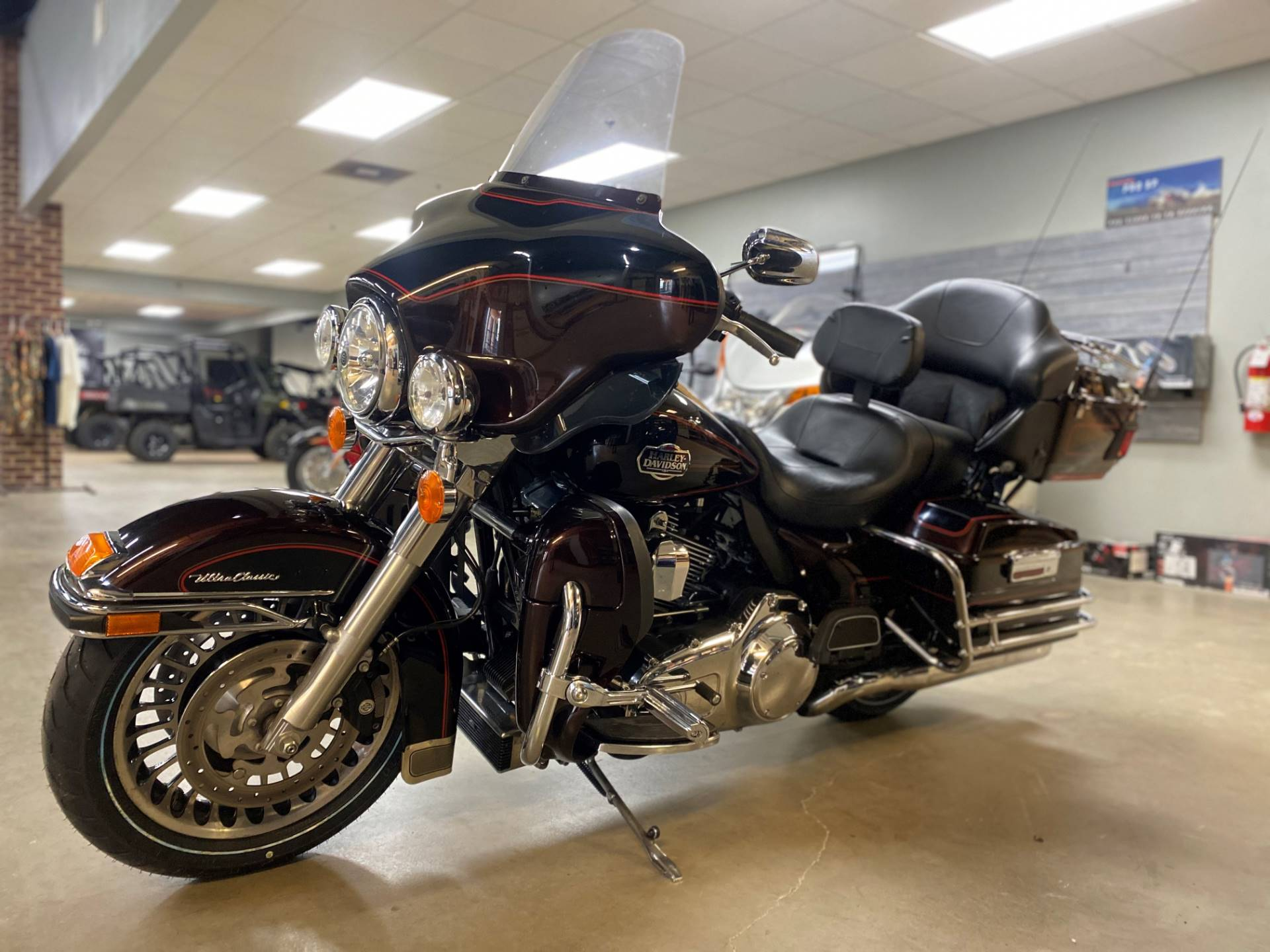 2011 Harley-Davidson Ultra Classic® Electra Glide® in Greer, South Carolina - Photo 12