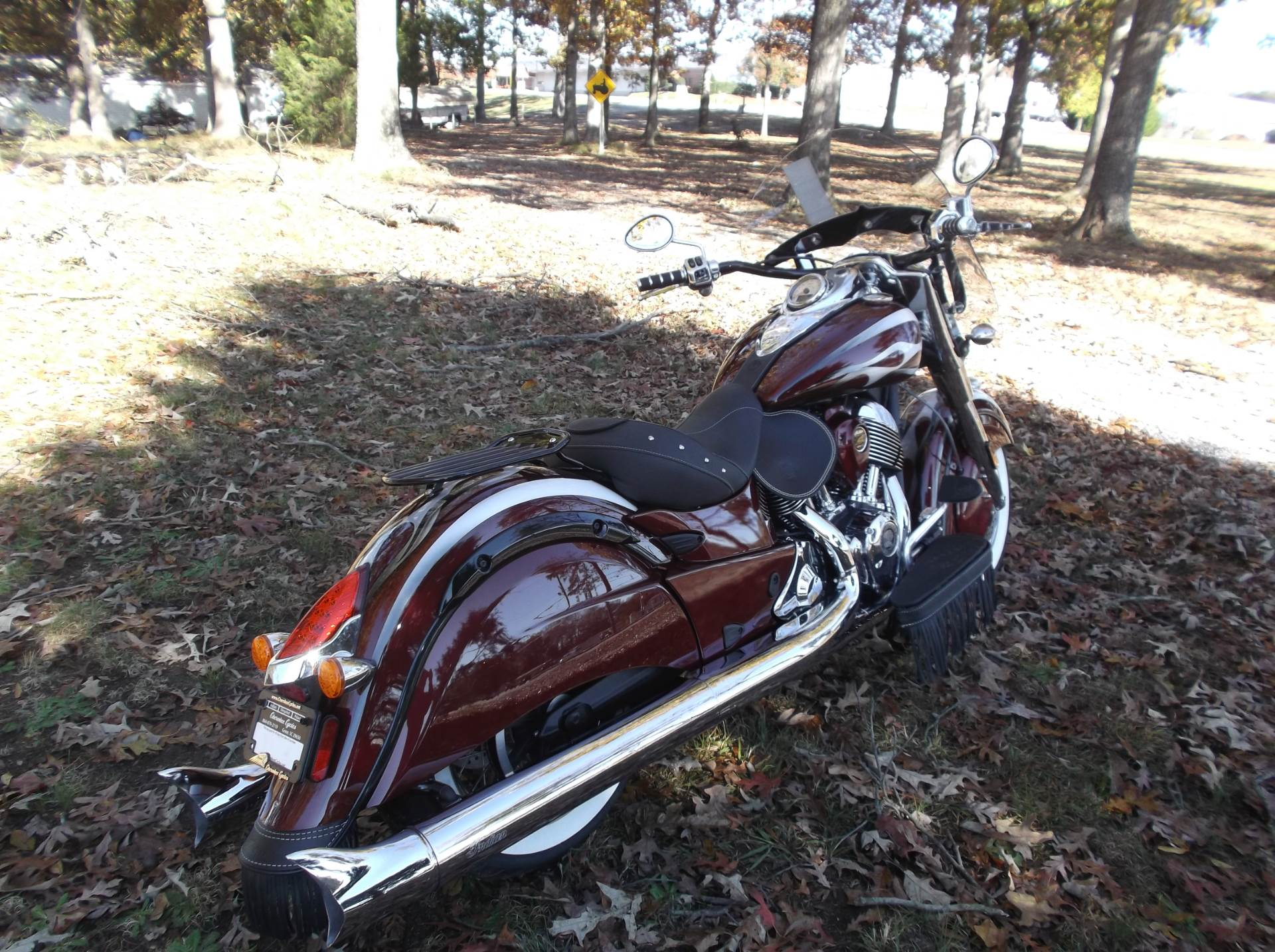 2018 Indian Chief® Classic ABS in Greer, South Carolina - Photo 11