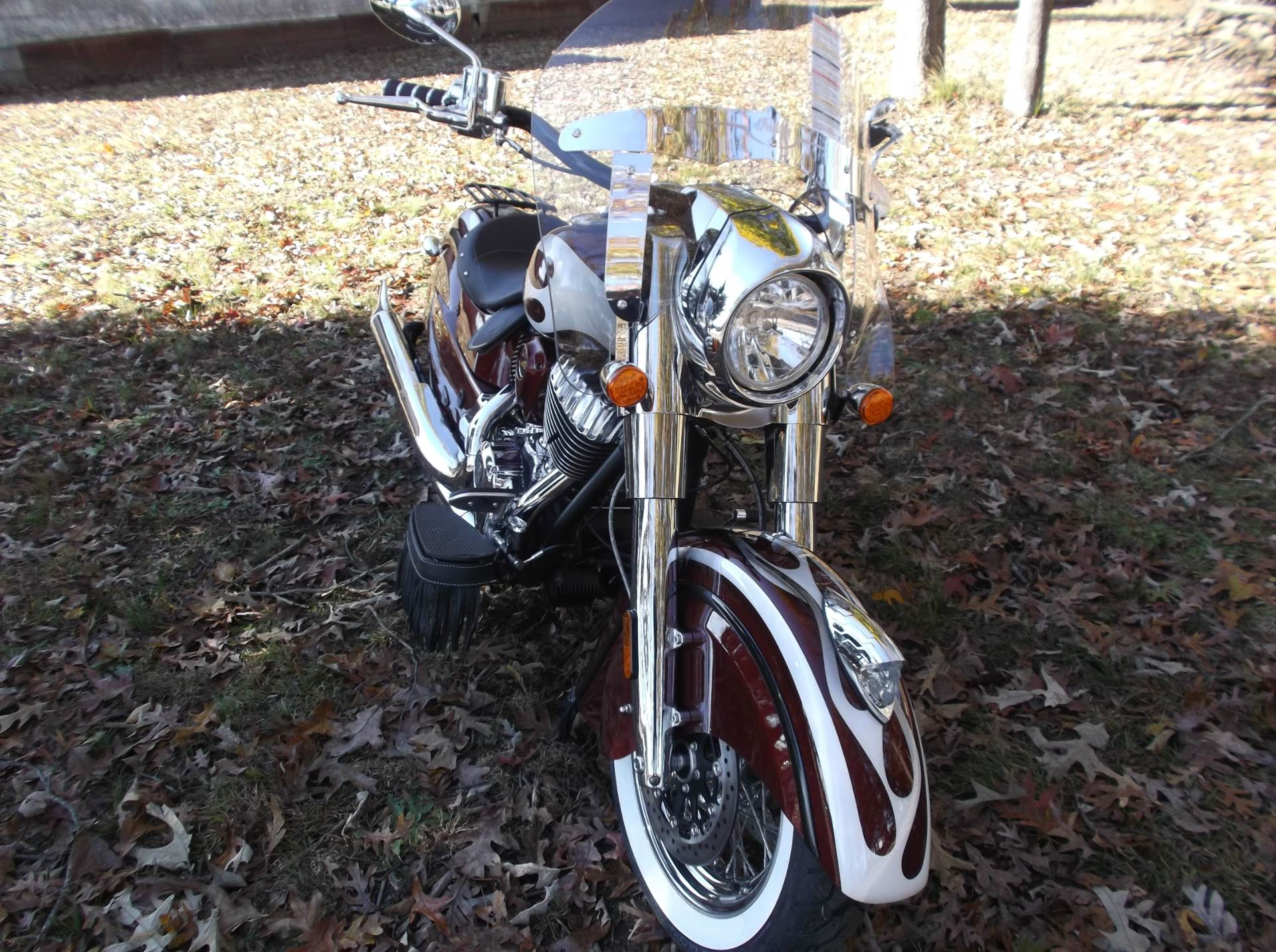 2018 Indian Chief® Classic ABS in Greer, South Carolina - Photo 23