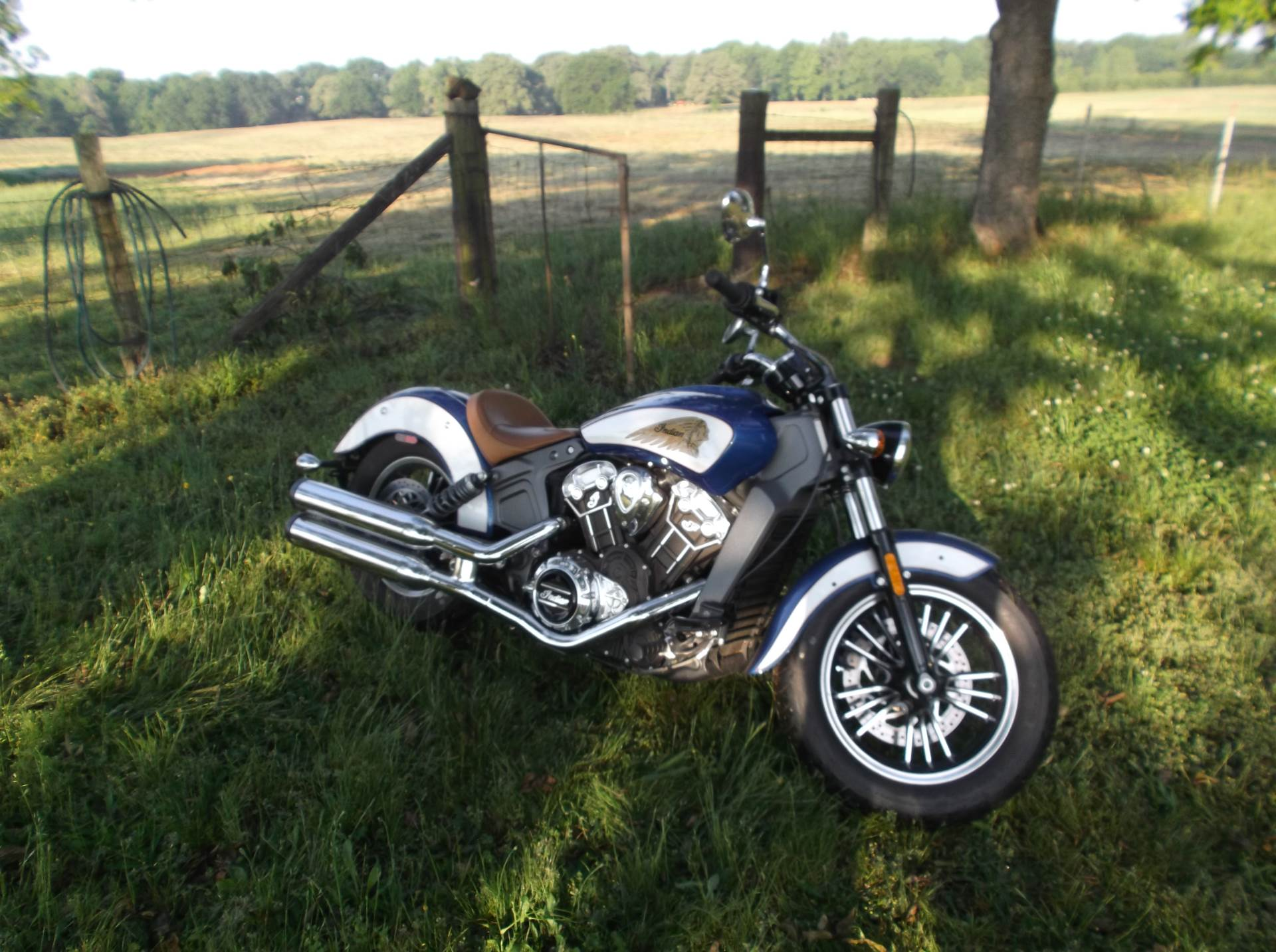 2017 Indian Scout® ABS Icon Series in Greer, South Carolina