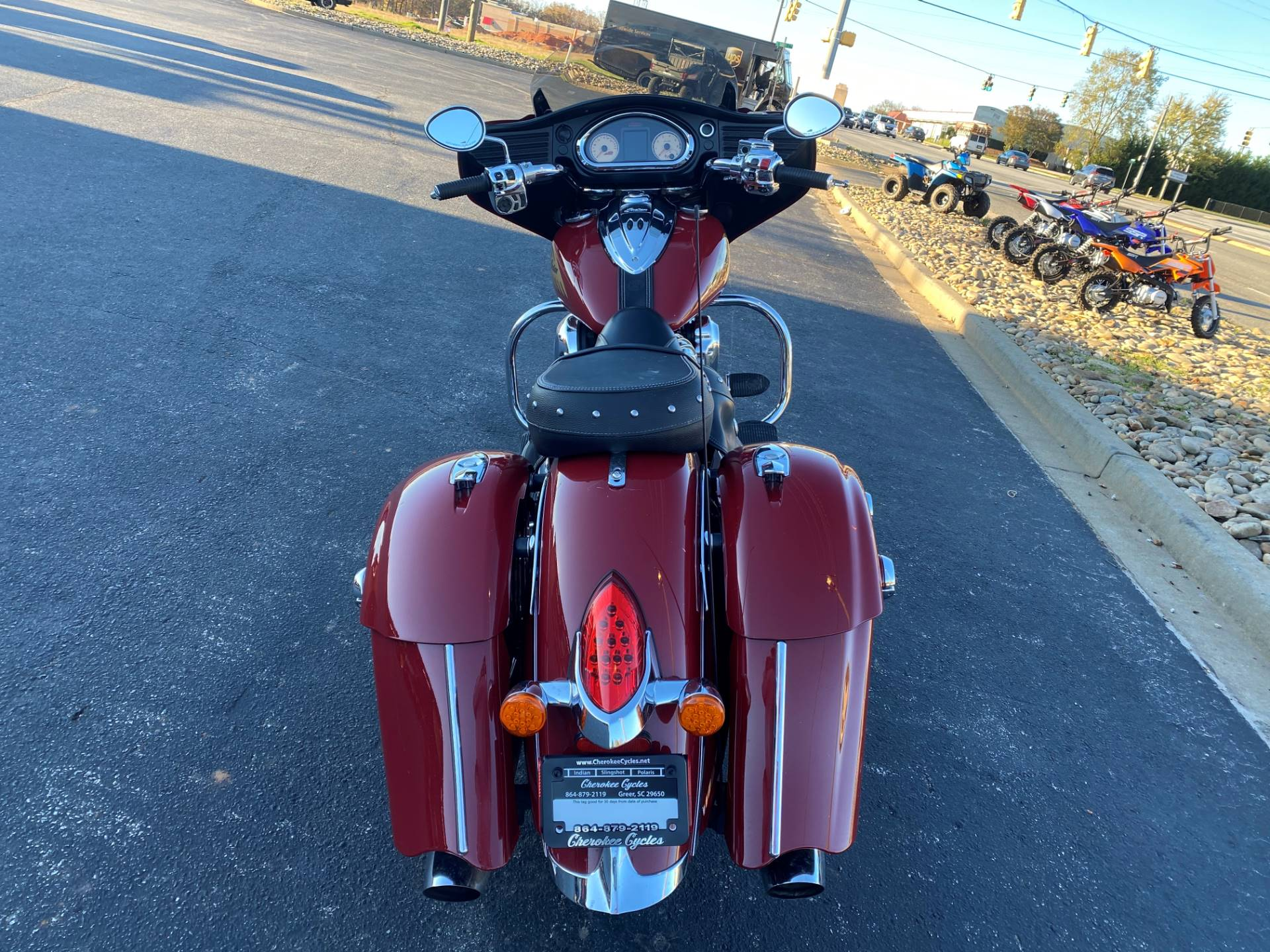 2014 Indian Chieftain™ in Greer, South Carolina - Photo 8