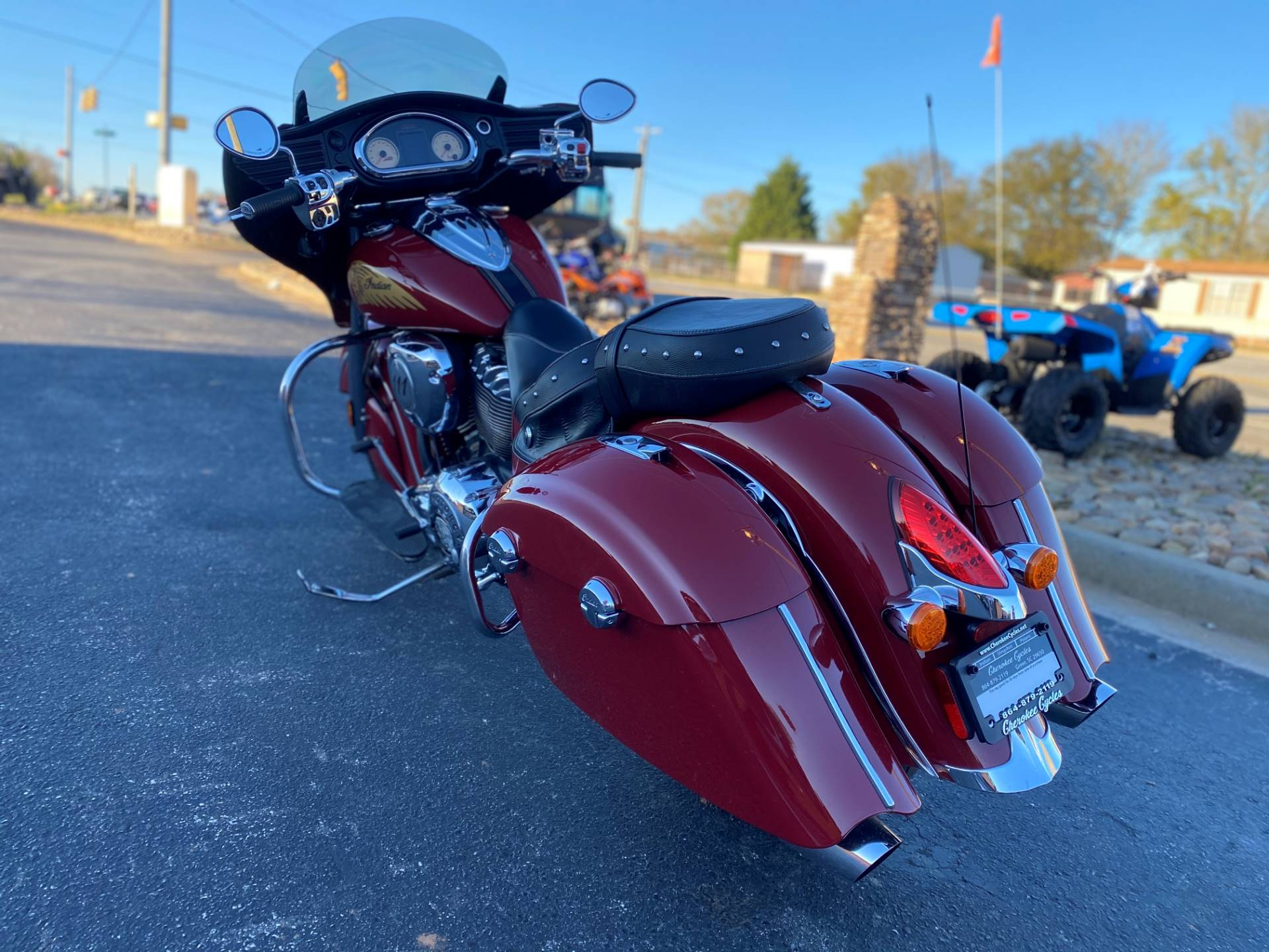 2014 Indian Chieftain™ in Greer, South Carolina - Photo 9