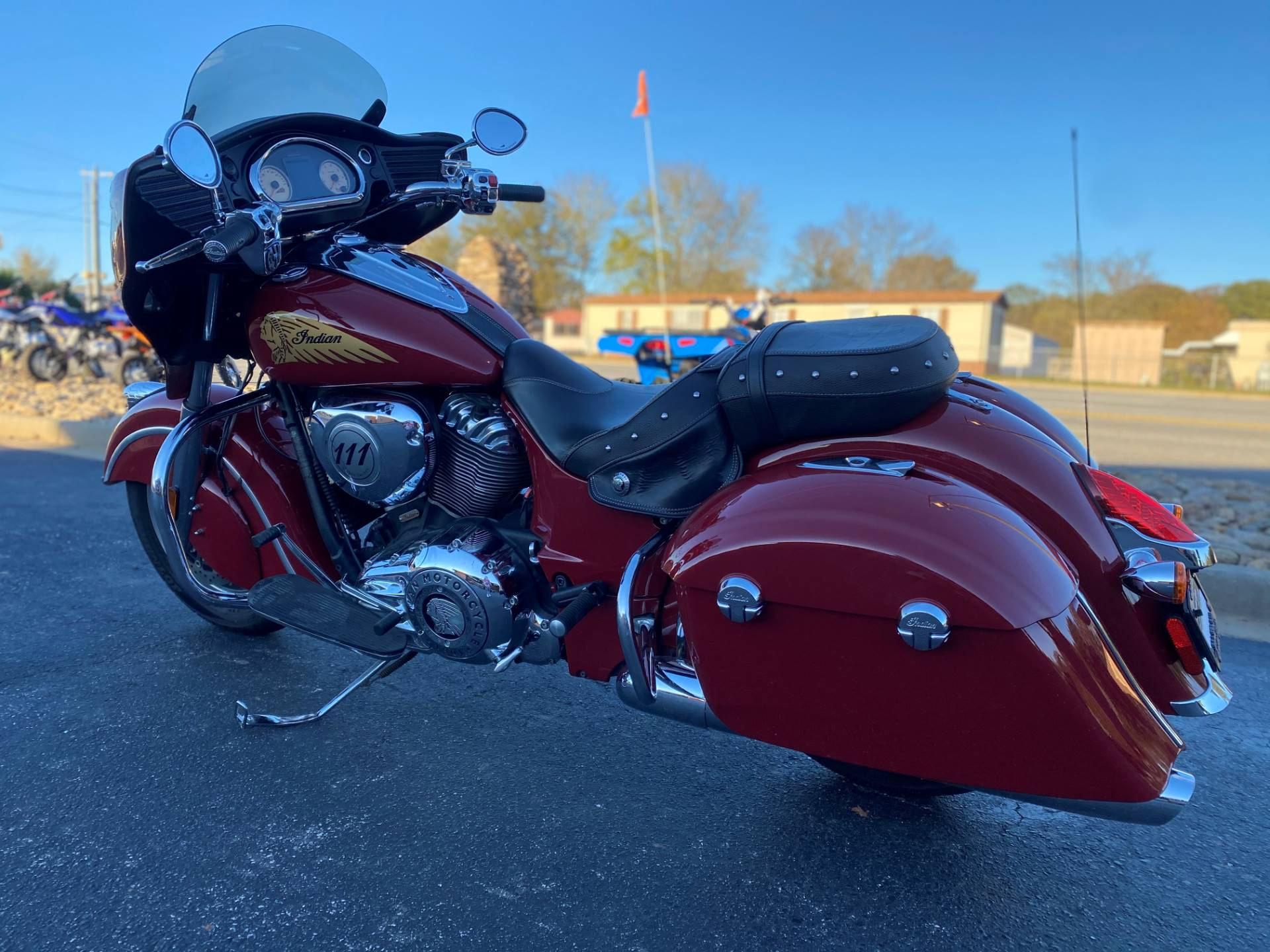 2014 Indian Chieftain™ in Greer, South Carolina - Photo 10