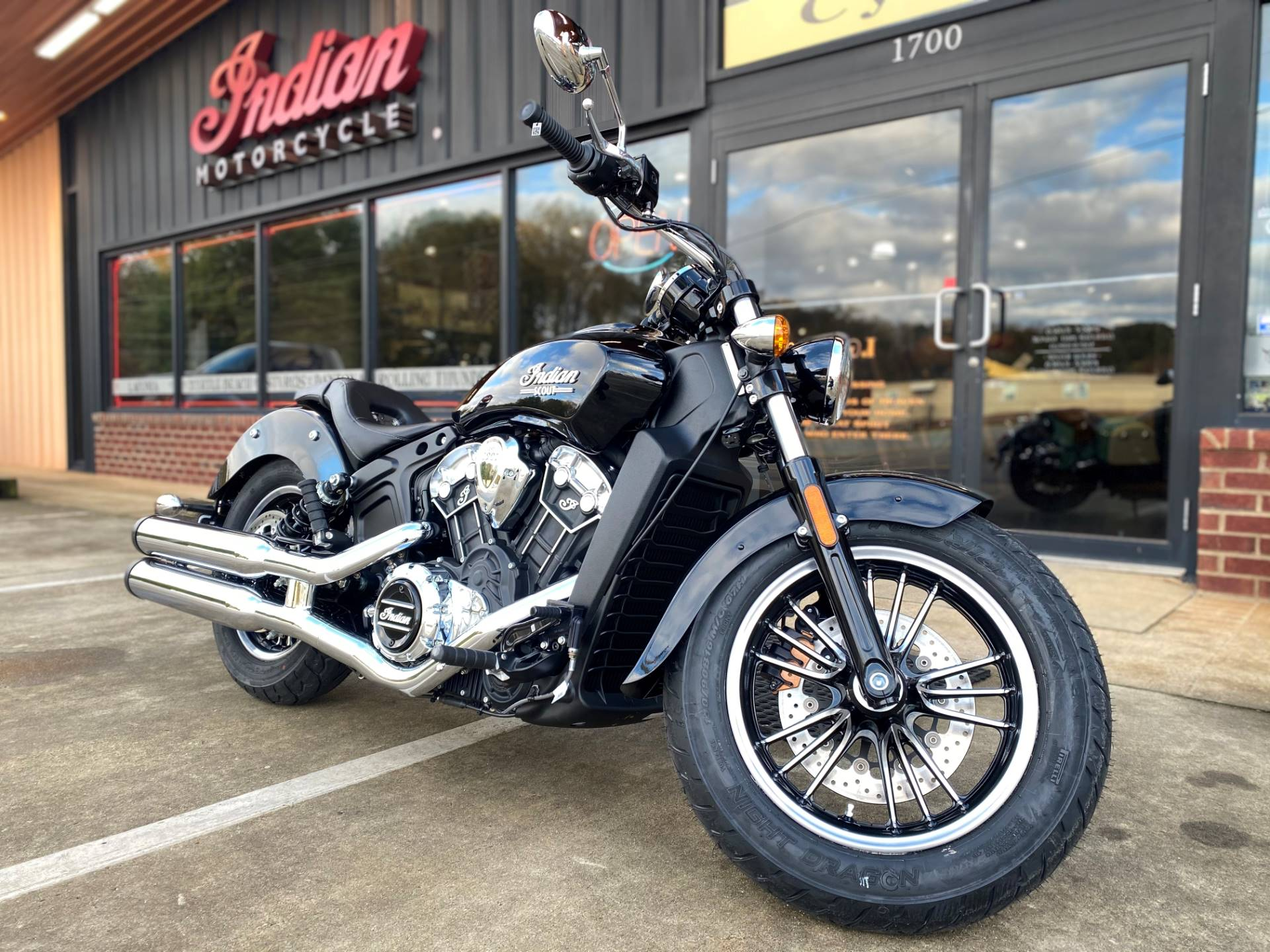 2021 Indian Scout® in Greer, South Carolina - Photo 1
