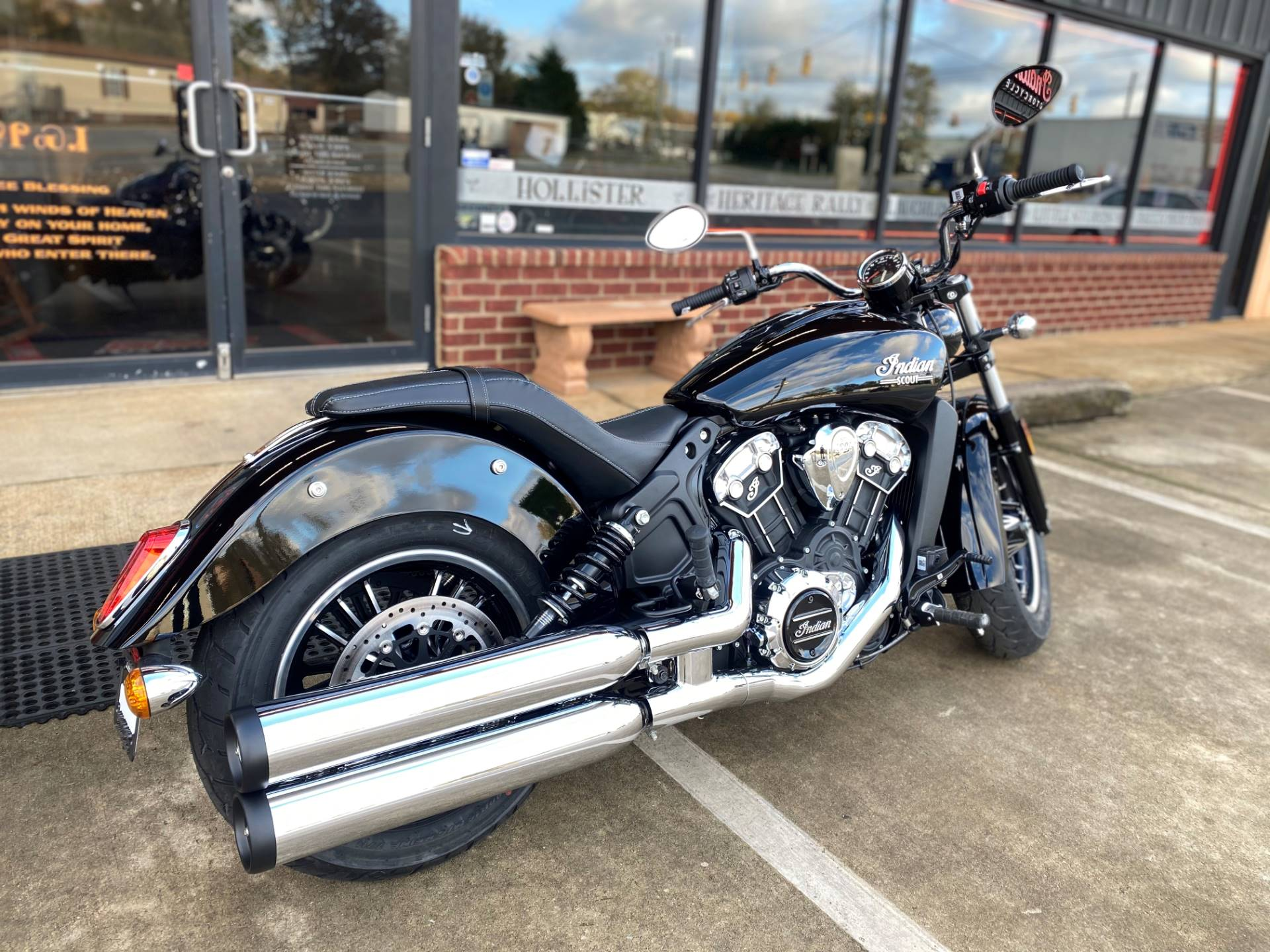 2021 Indian Scout® in Greer, South Carolina - Photo 6