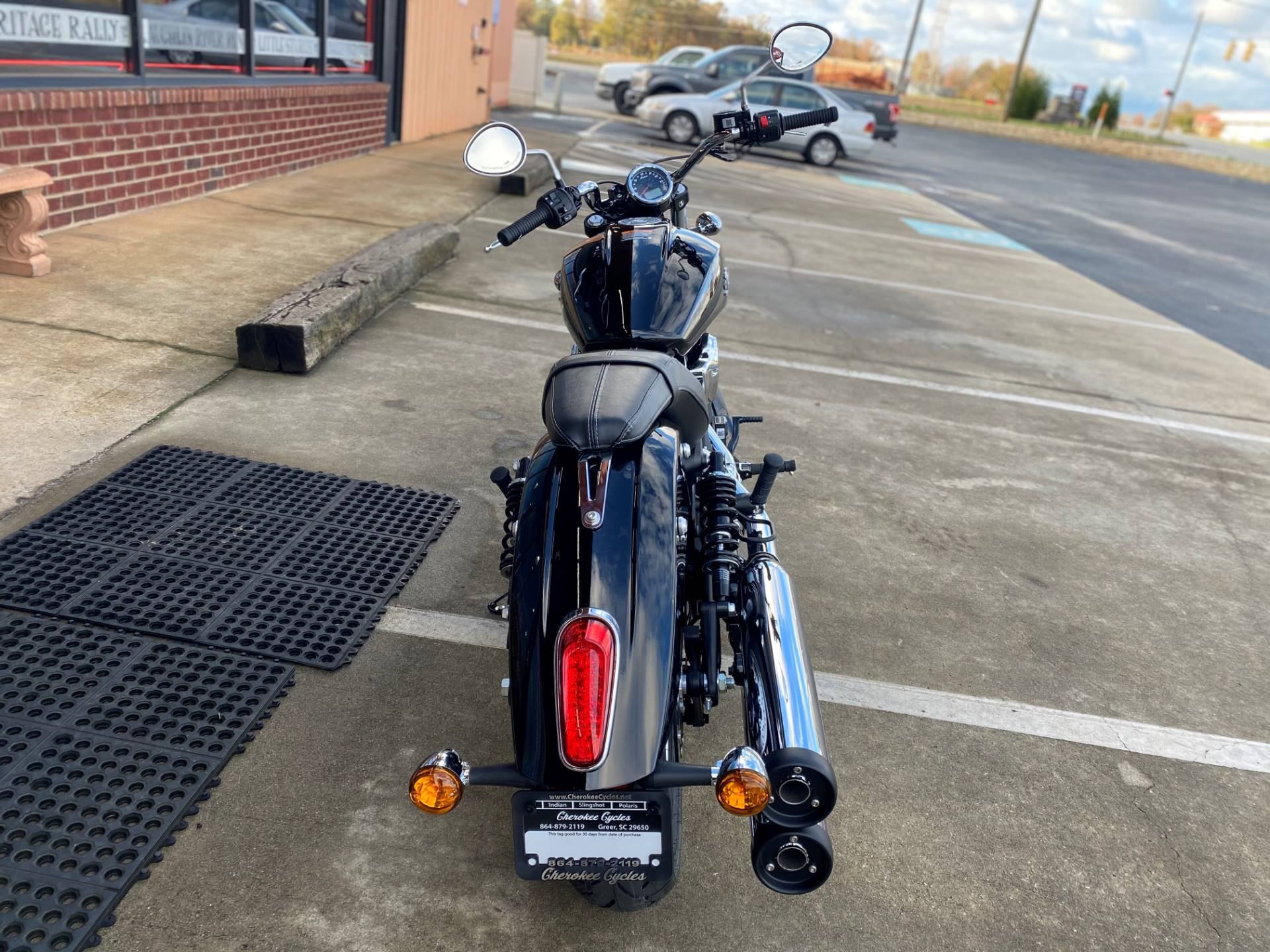 2021 Indian Scout® in Greer, South Carolina - Photo 8