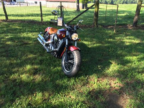 2017 Indian Scout® ABS in Greer, South Carolina