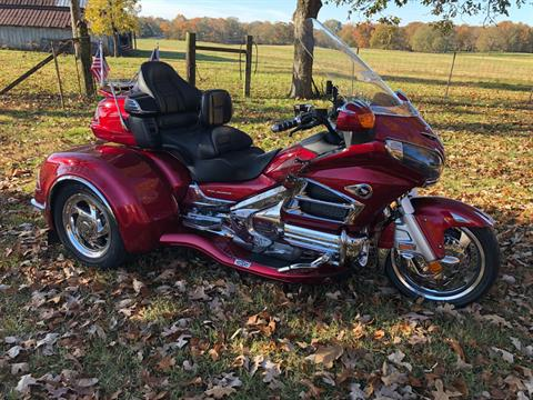 2013 Honda Goldwing Trike in Greer, South Carolina