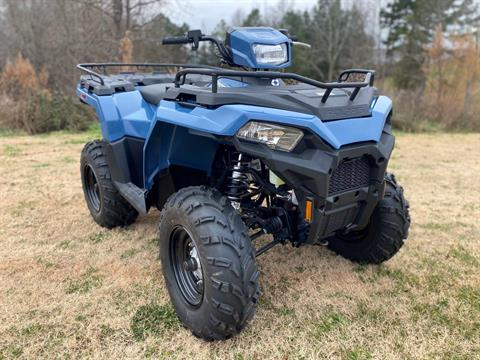 2021 Polaris Sportsman 450 H.O. EPS in Greer, South Carolina - Photo 1