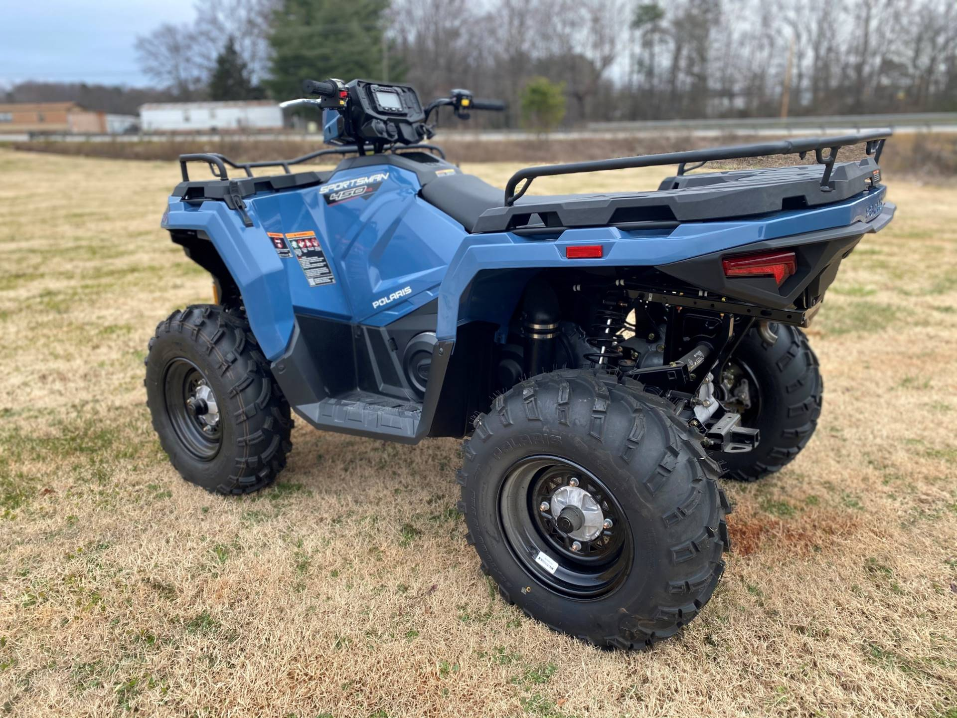 2021 Polaris Sportsman 450 H.O. EPS in Greer, South Carolina - Photo 10