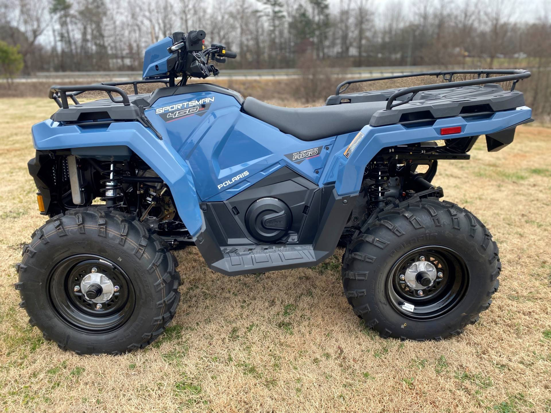 2021 Polaris Sportsman 450 H.O. EPS in Greer, South Carolina - Photo 11