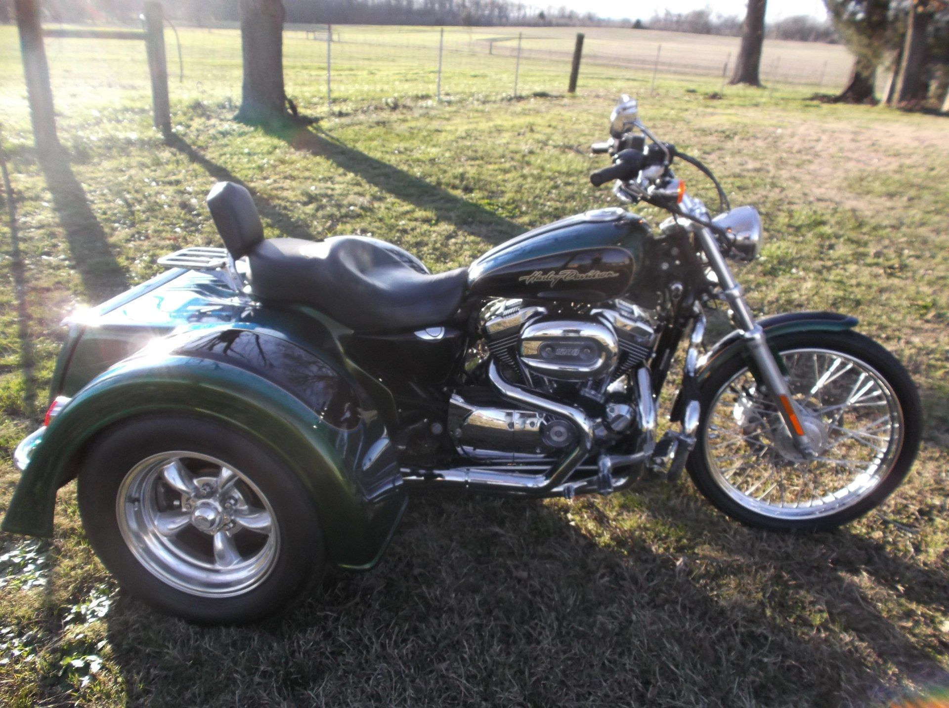2006 Harley-Davidson XL1200 MOTORTRIKE 4
