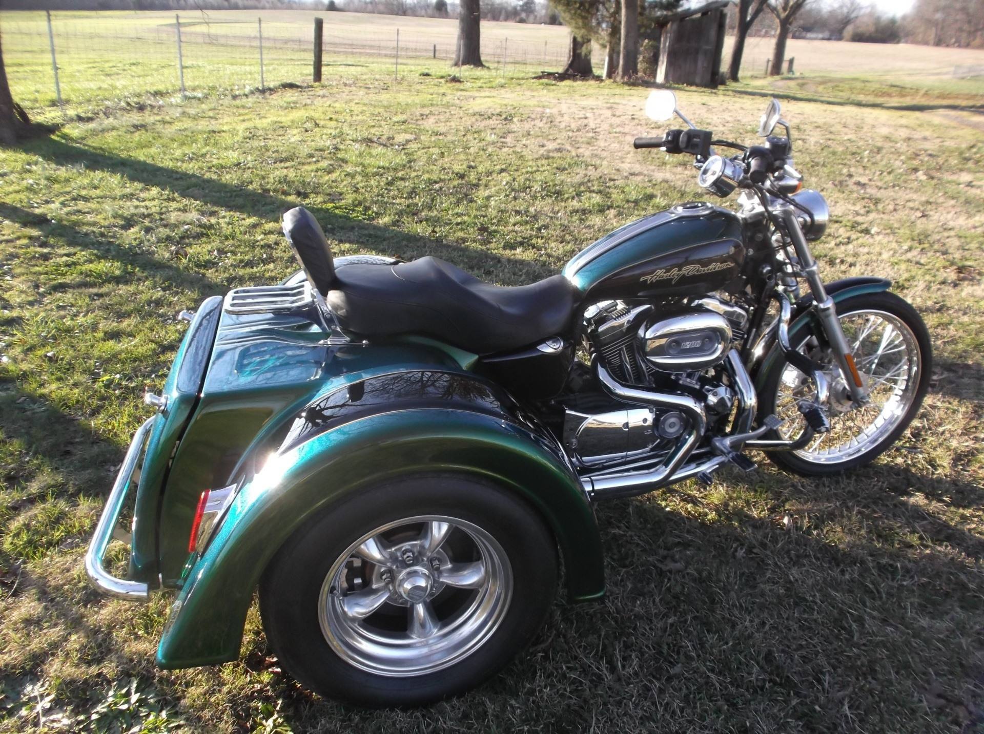 2006 Harley-Davidson XL1200 MOTORTRIKE 5