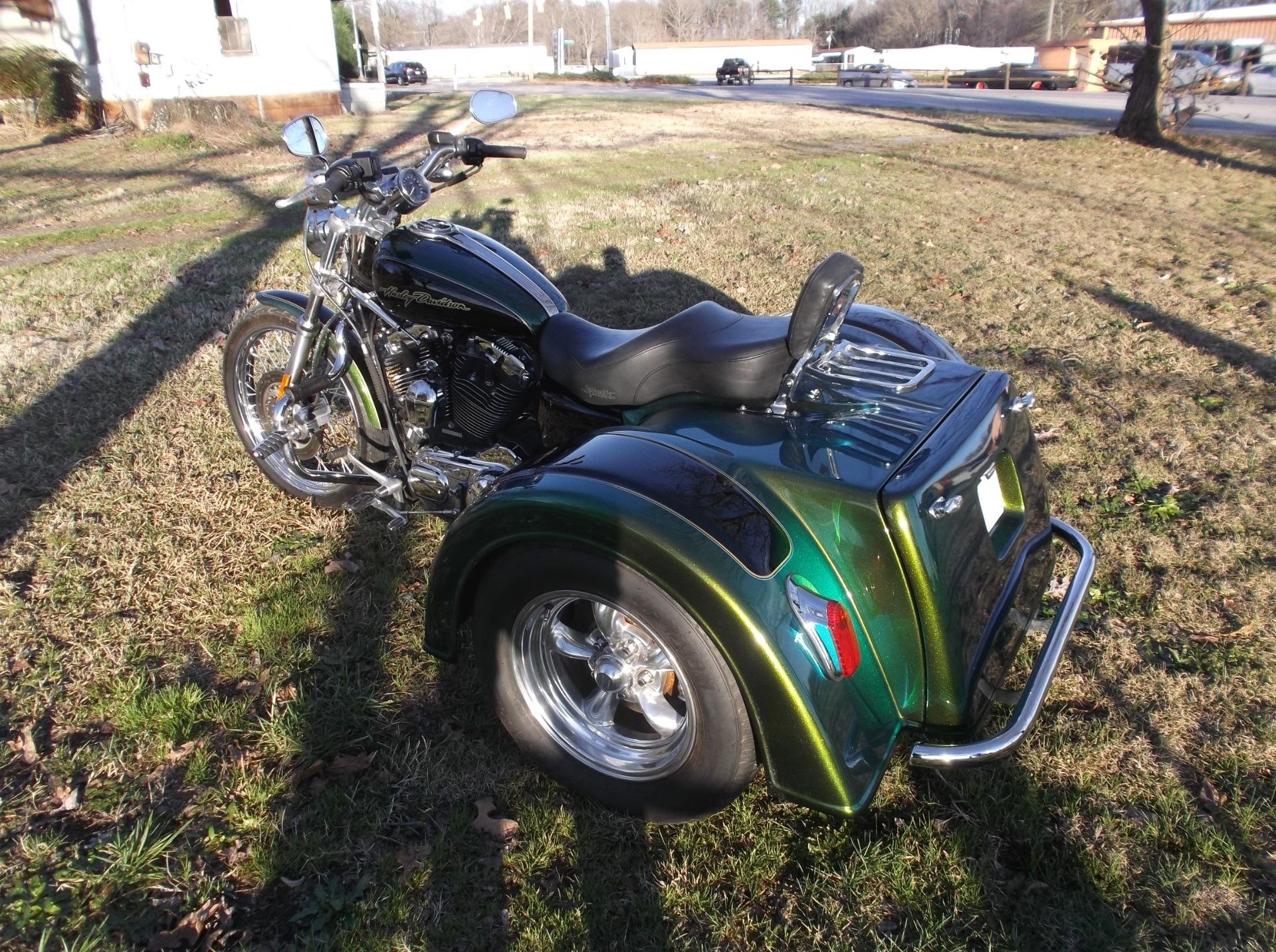 2006 Harley-Davidson XL1200 MOTORTRIKE 10