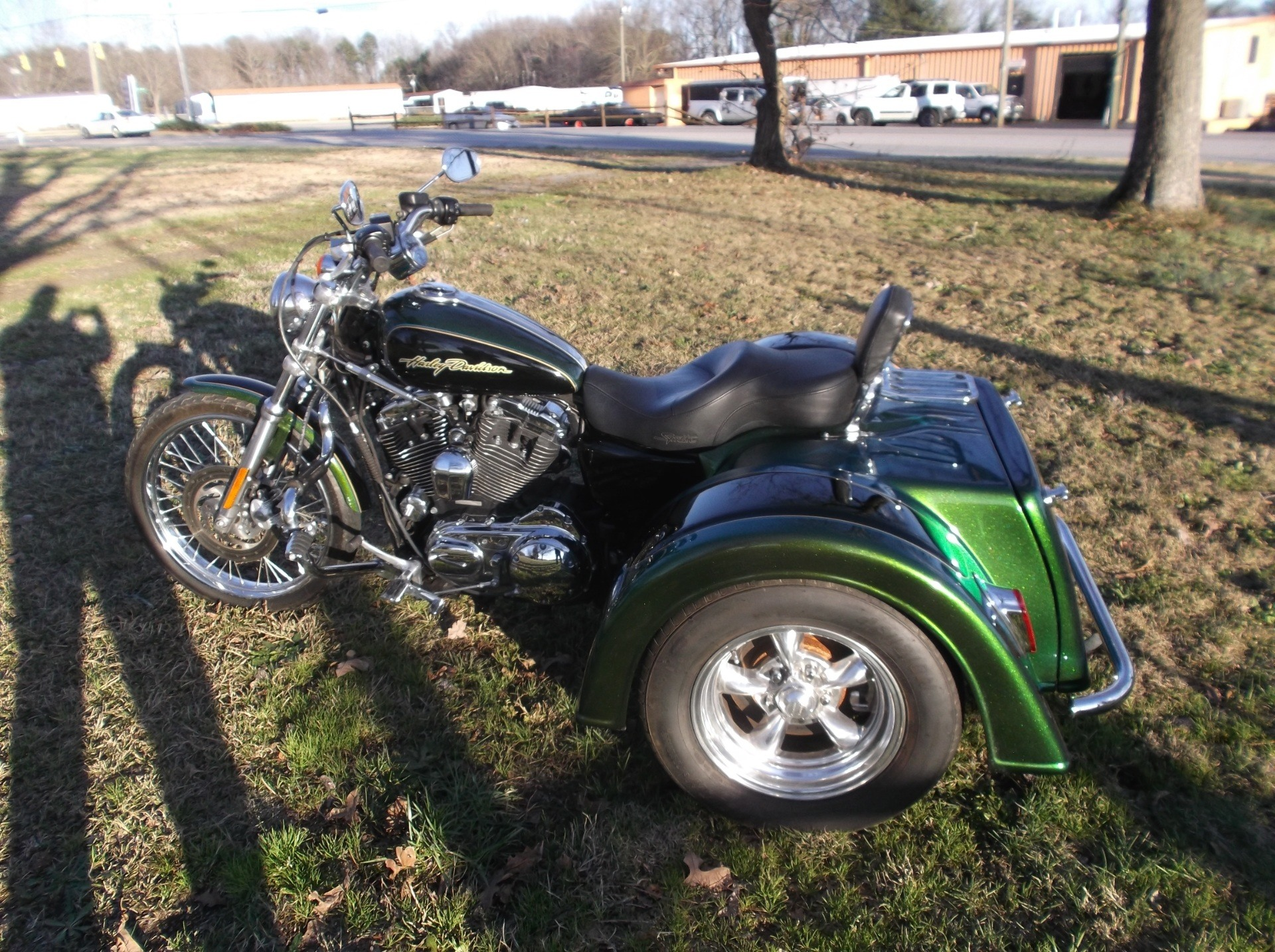 2006 Harley-Davidson XL1200 MOTORTRIKE 11