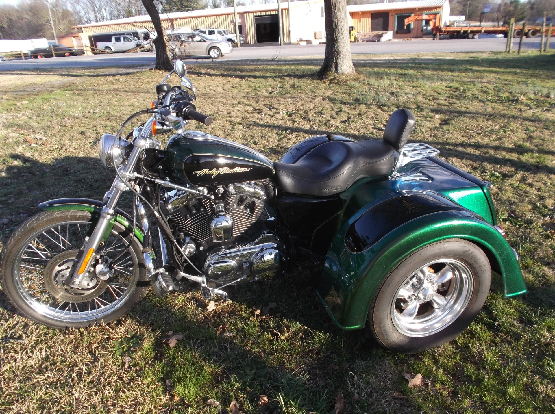 2006 Harley-Davidson XL1200 MOTORTRIKE 12