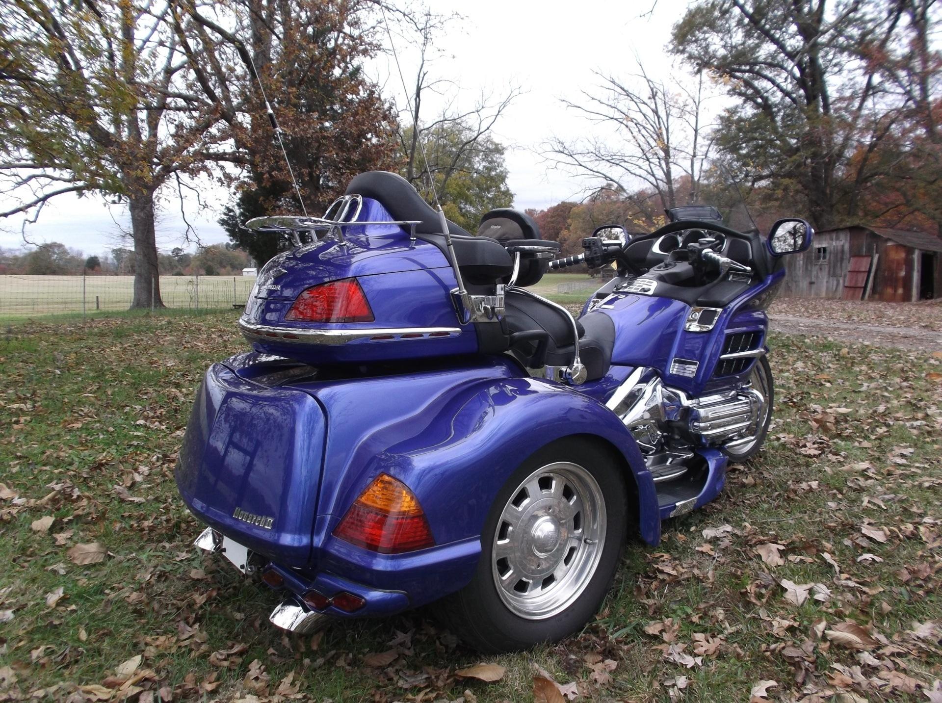 2005 Honda GOLDWING LEHMNA 6