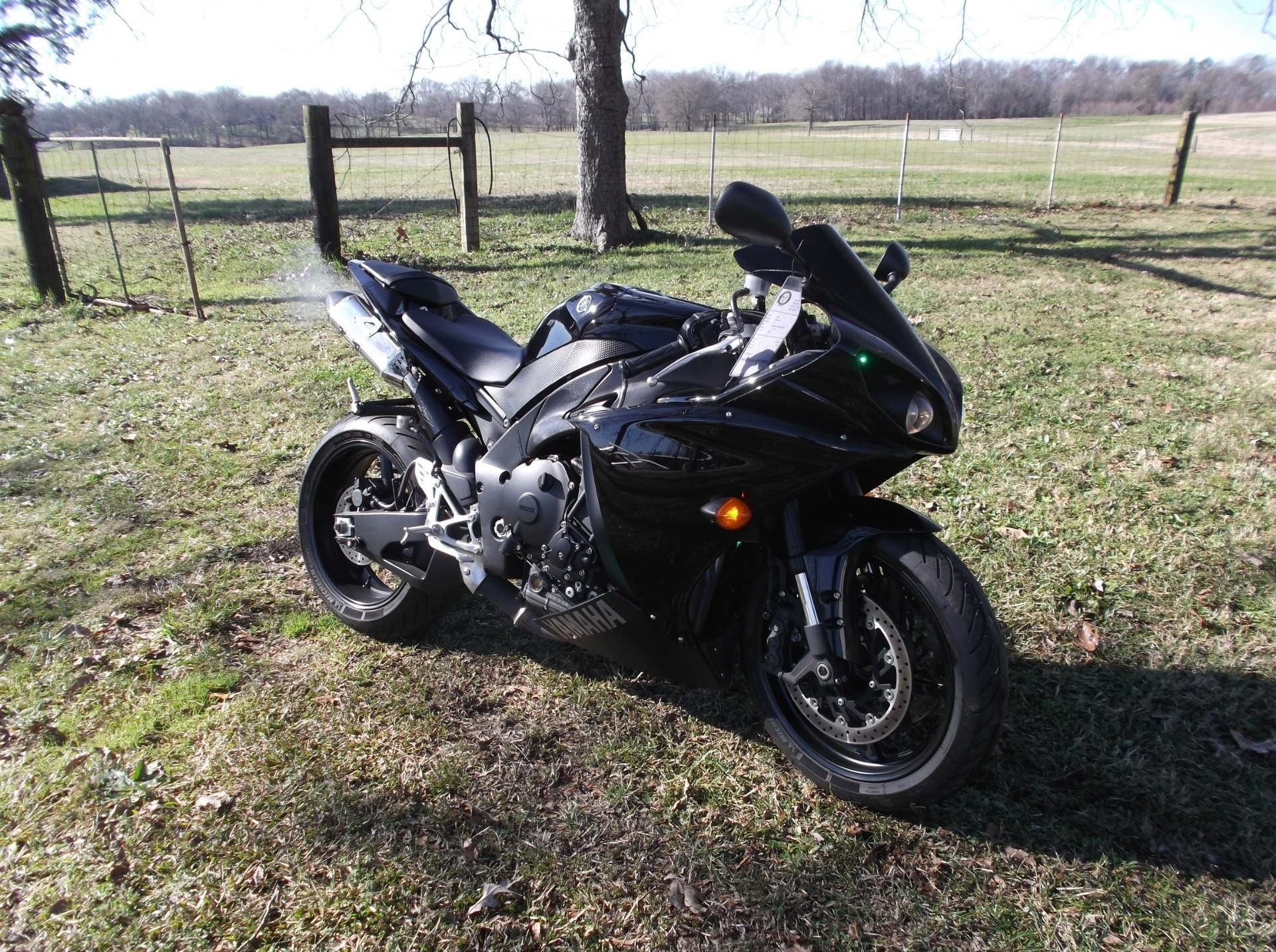 2011 Yamaha YZF-R1 for sale 123576