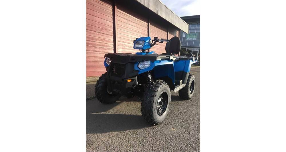 2018 Polaris Sportsman Touring 570 EPS in Tualatin, Oregon