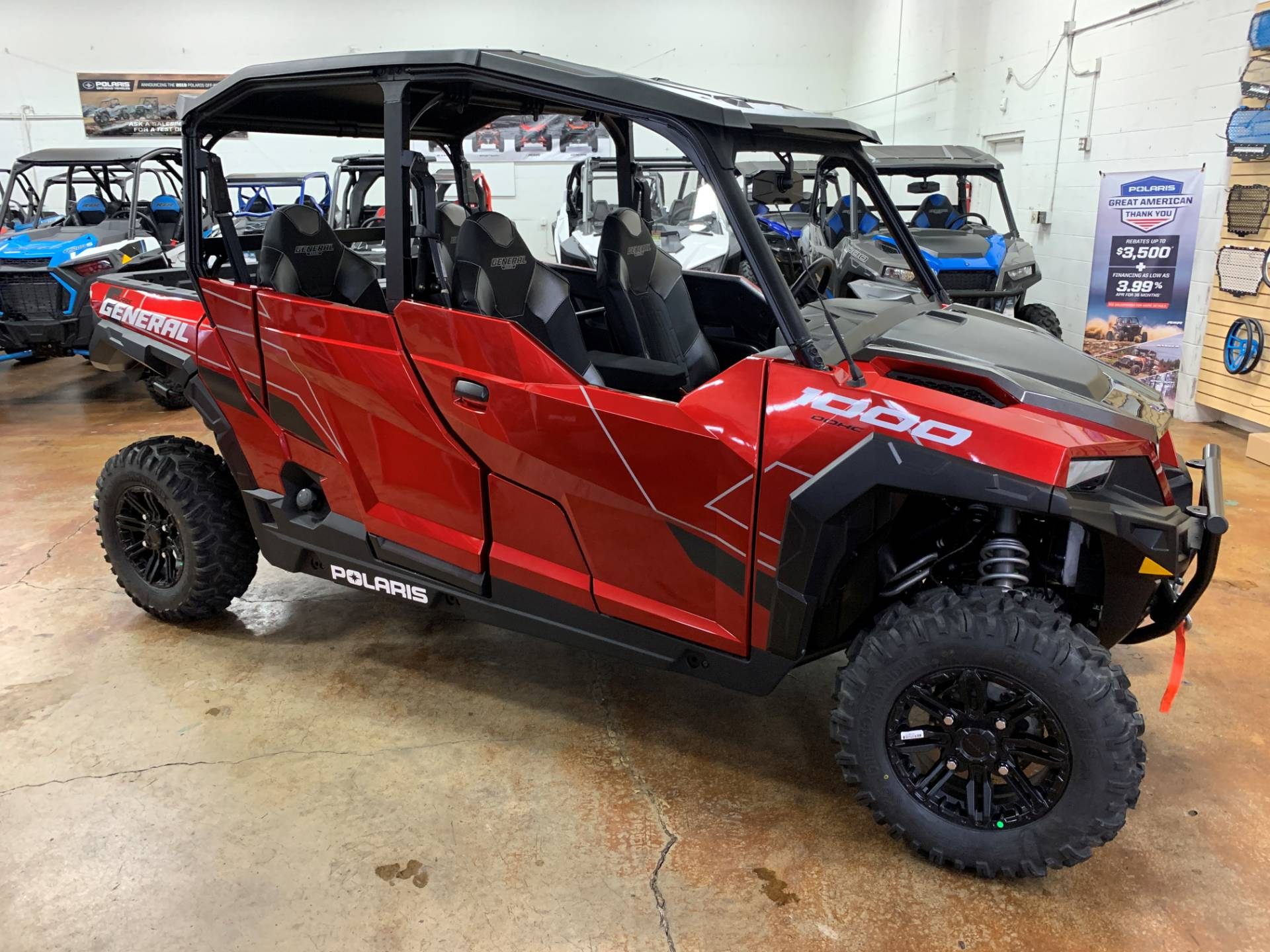 2020 Polaris General 4 1000 Deluxe in Tualatin, Oregon - Photo 6