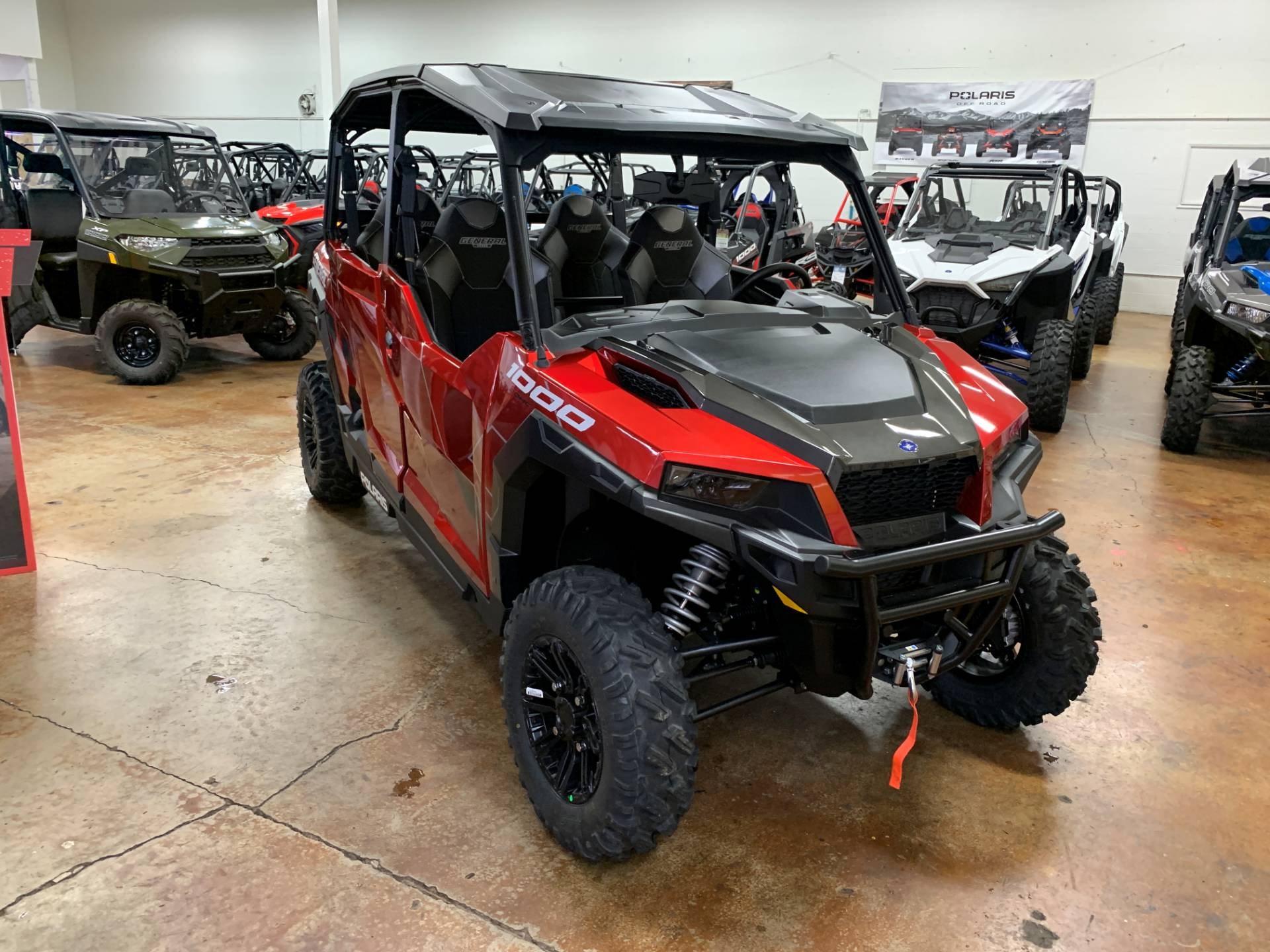 2020 Polaris General 4 1000 Deluxe in Tualatin, Oregon - Photo 7