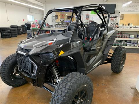 2021 Polaris RZR Turbo S in Tualatin, Oregon - Photo 1