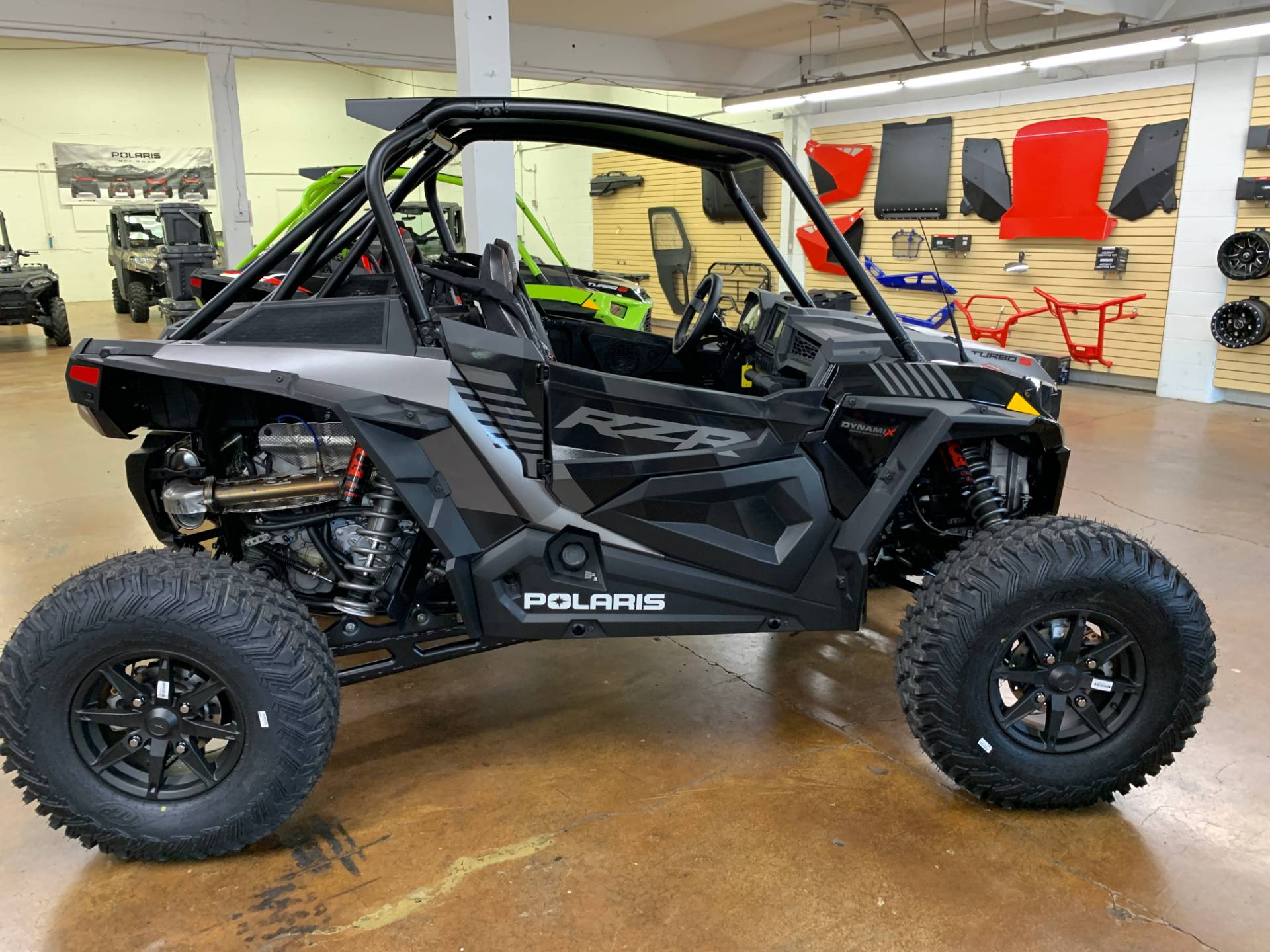 2021 Polaris RZR Turbo S in Tualatin, Oregon - Photo 5