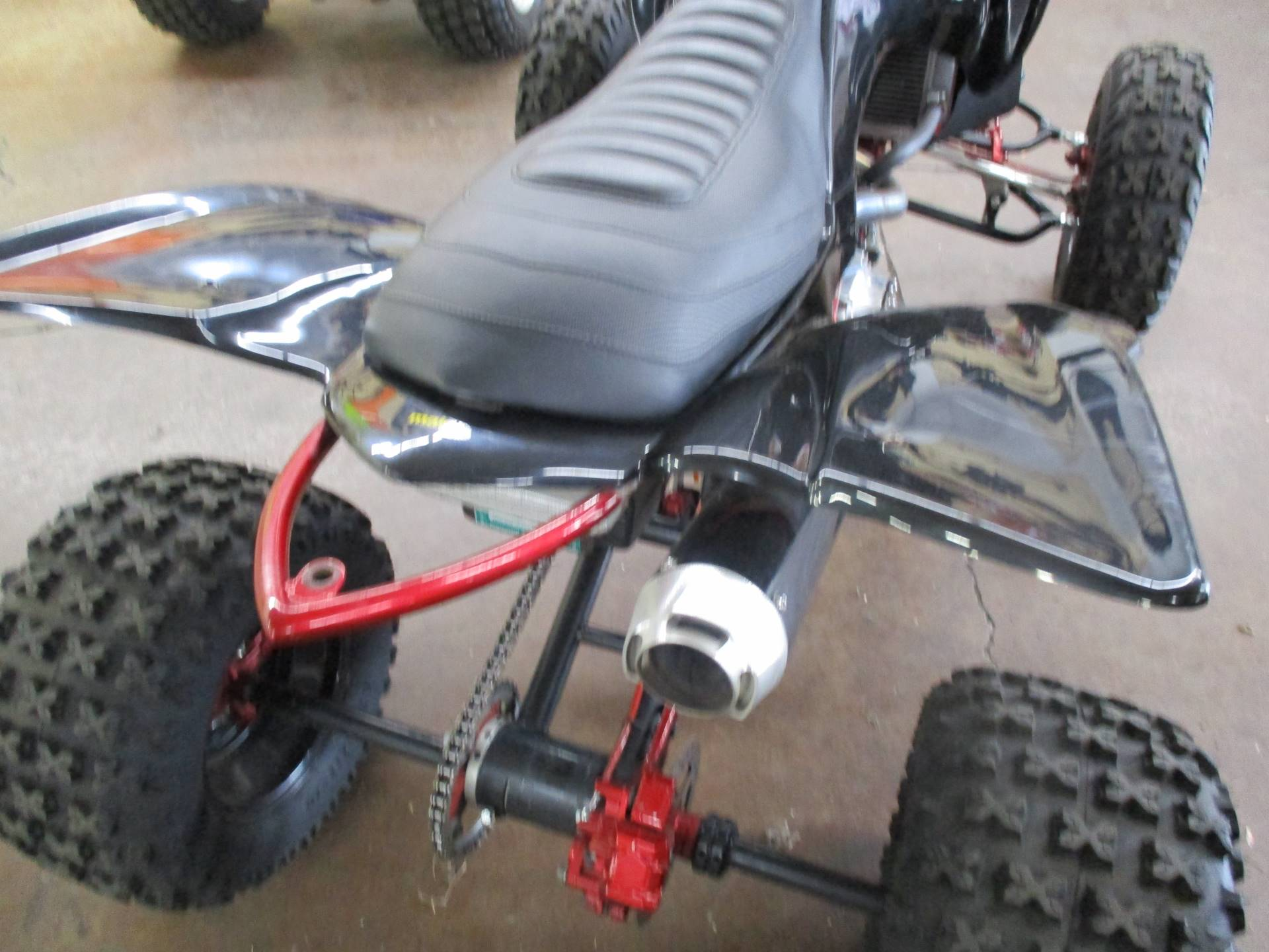 2007 Yamaha YFZ450 in Tualatin, Oregon