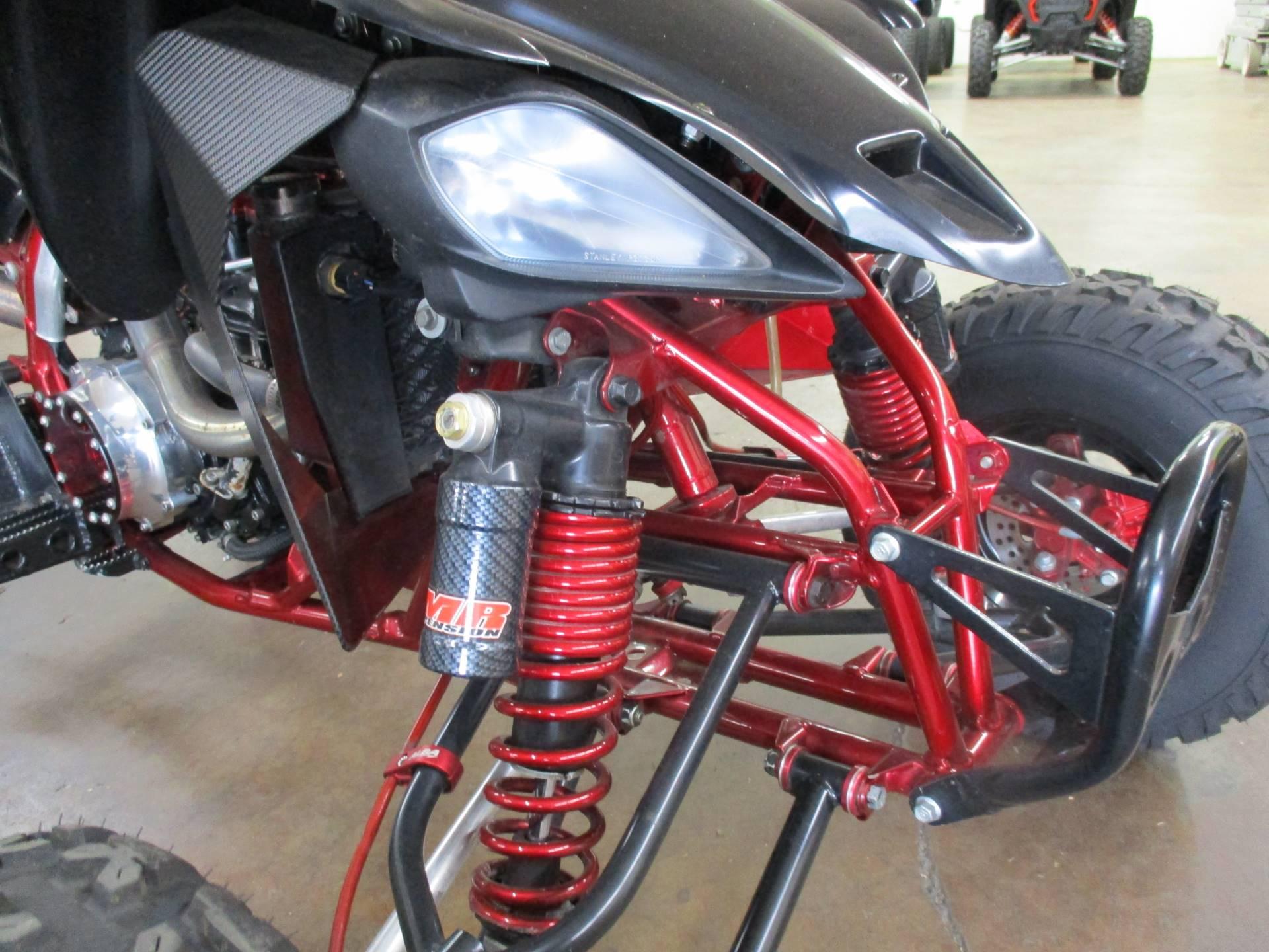 2007 Yamaha YFZ450 in Tualatin, Oregon