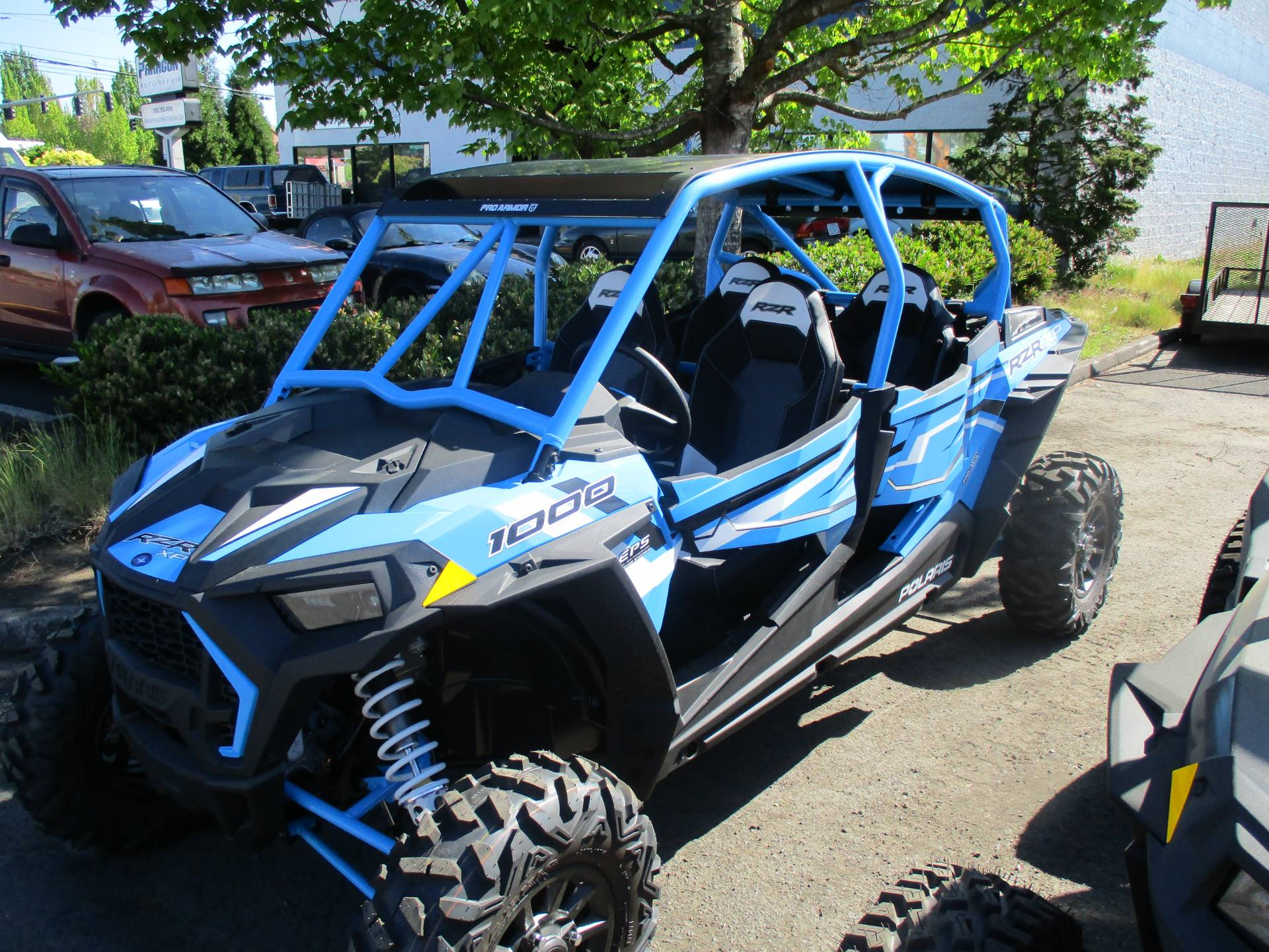 2019 Polaris RZR XP 4 1000 EPS in Tualatin, Oregon - Photo 1