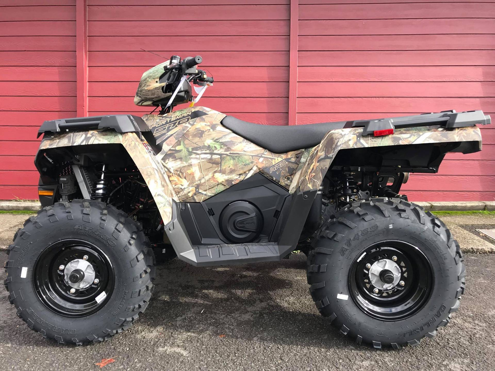 2019 Polaris Sportsman 570 Camo in Tualatin, Oregon - Photo 1