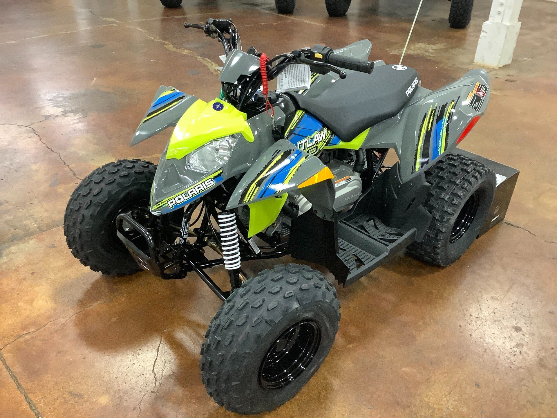 2021 Polaris Outlaw 110 EFI in Tualatin, Oregon - Photo 1