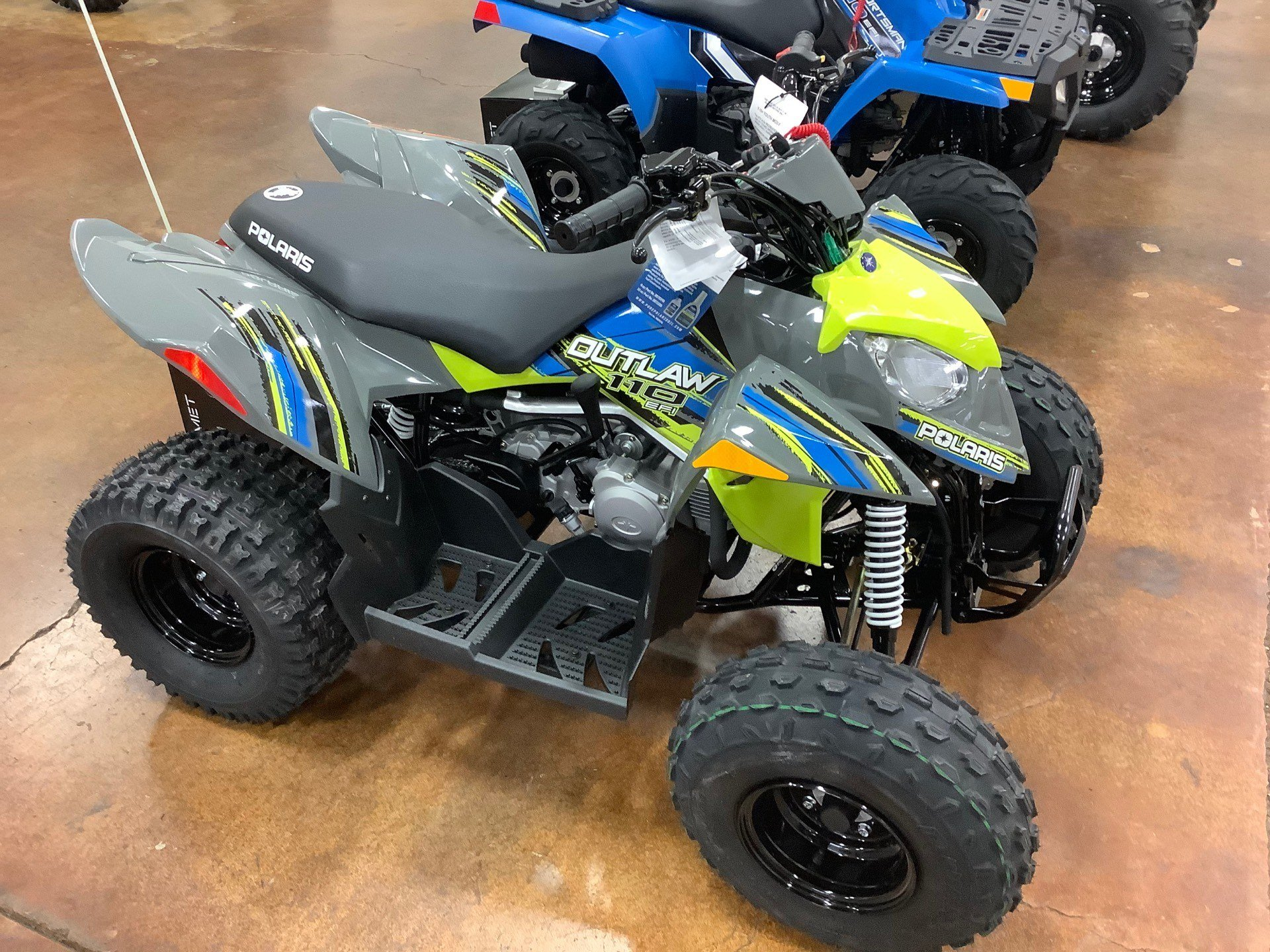 2021 Polaris Outlaw 110 EFI in Tualatin, Oregon - Photo 4