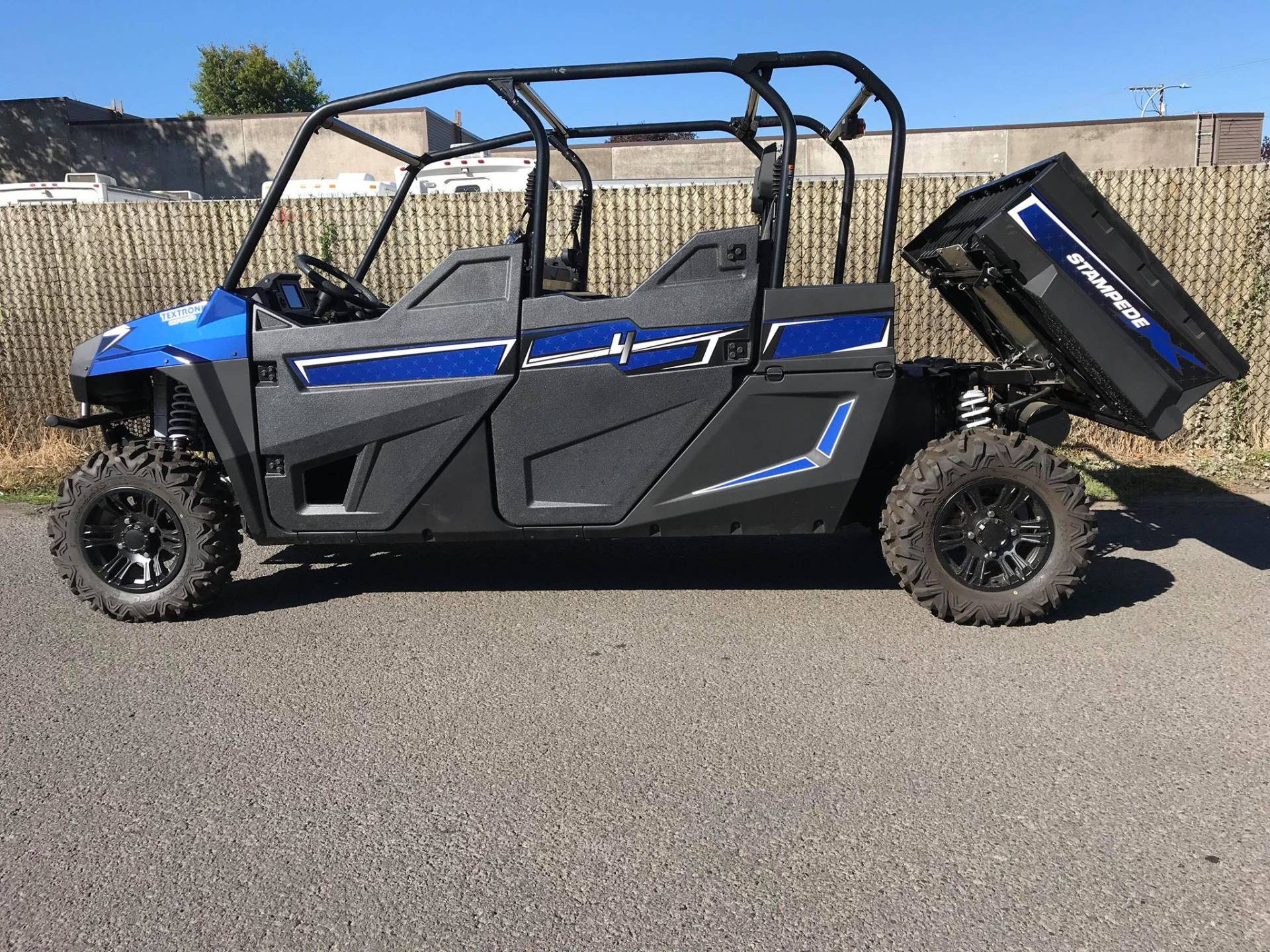 2018 Textron Off Road Stampede 4X in Tualatin, Oregon - Photo 1