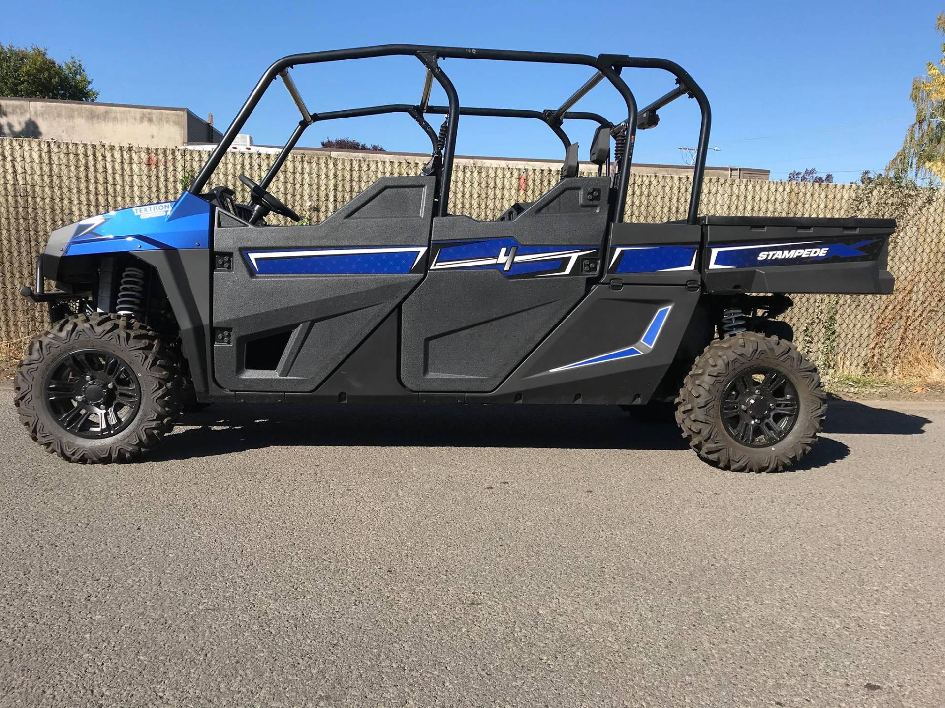 2018 Textron Off Road Stampede 4X in Tualatin, Oregon - Photo 2