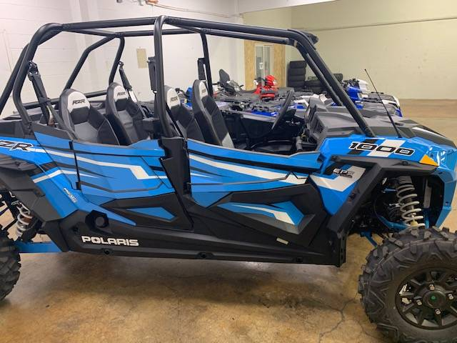 2019 Polaris RZR XP 4 1000 EPS Ride Command Edition in Tualatin, Oregon - Photo 4