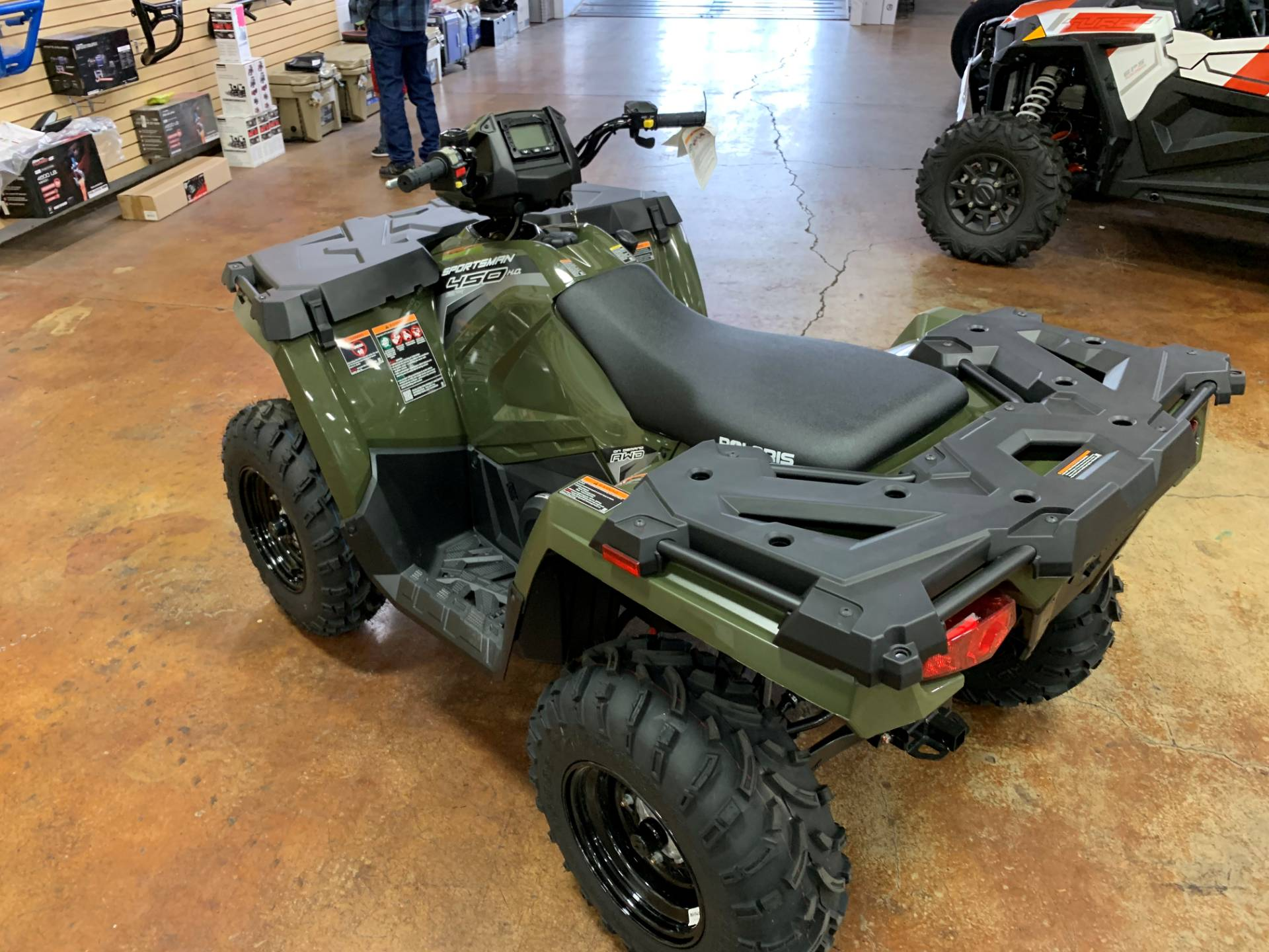 2019 Polaris Sportsman 450 H.O. in Tualatin, Oregon - Photo 3