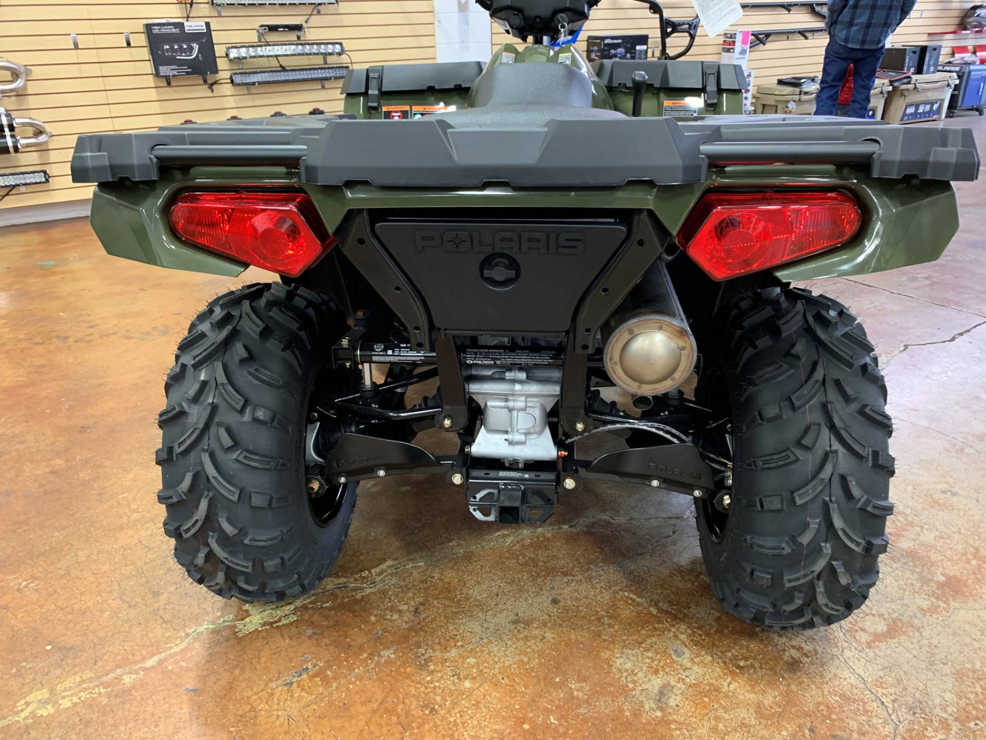 2019 Polaris Sportsman 450 H.O. in Tualatin, Oregon - Photo 4