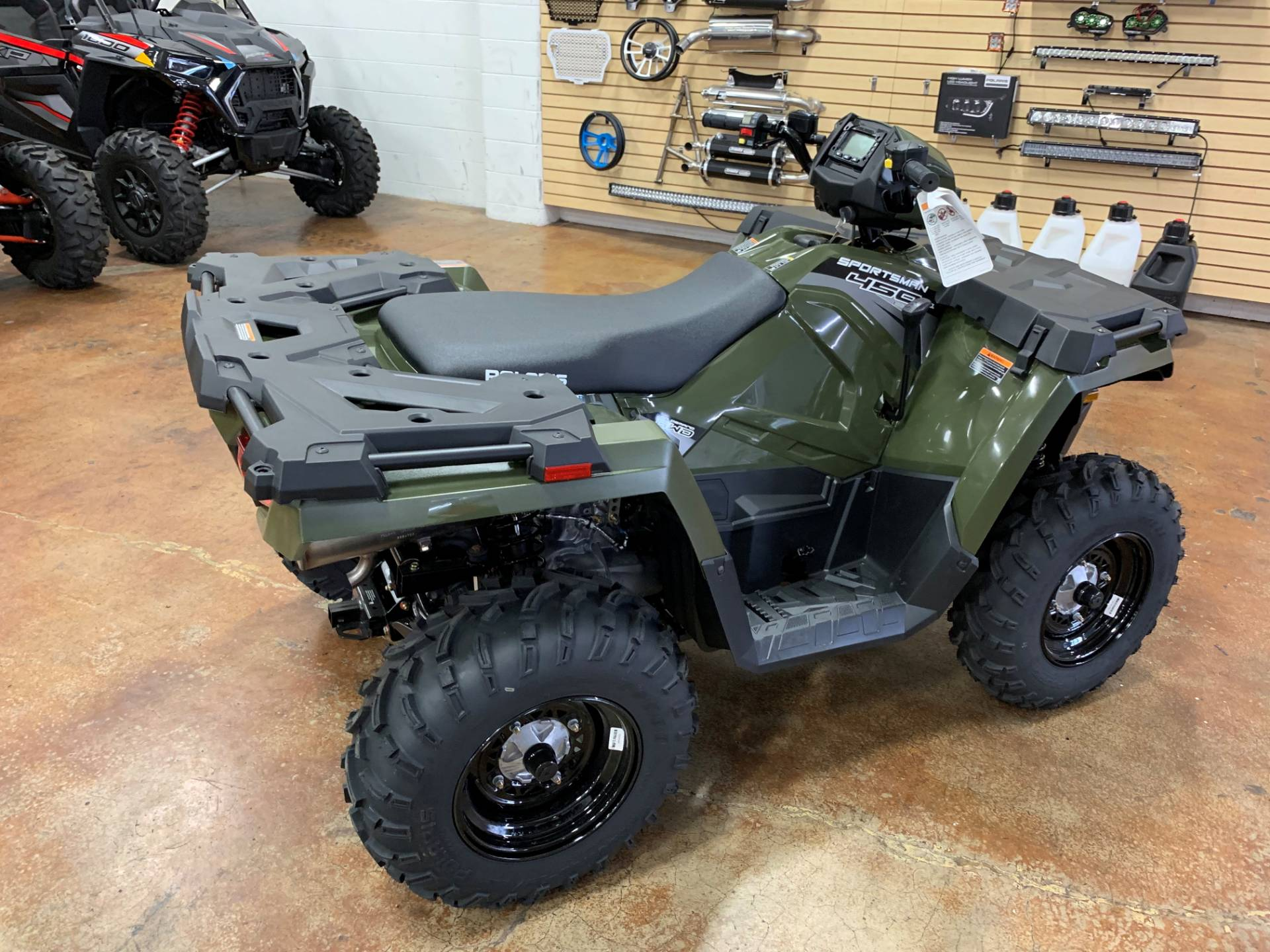 2019 Polaris Sportsman 450 H.O. in Tualatin, Oregon - Photo 5