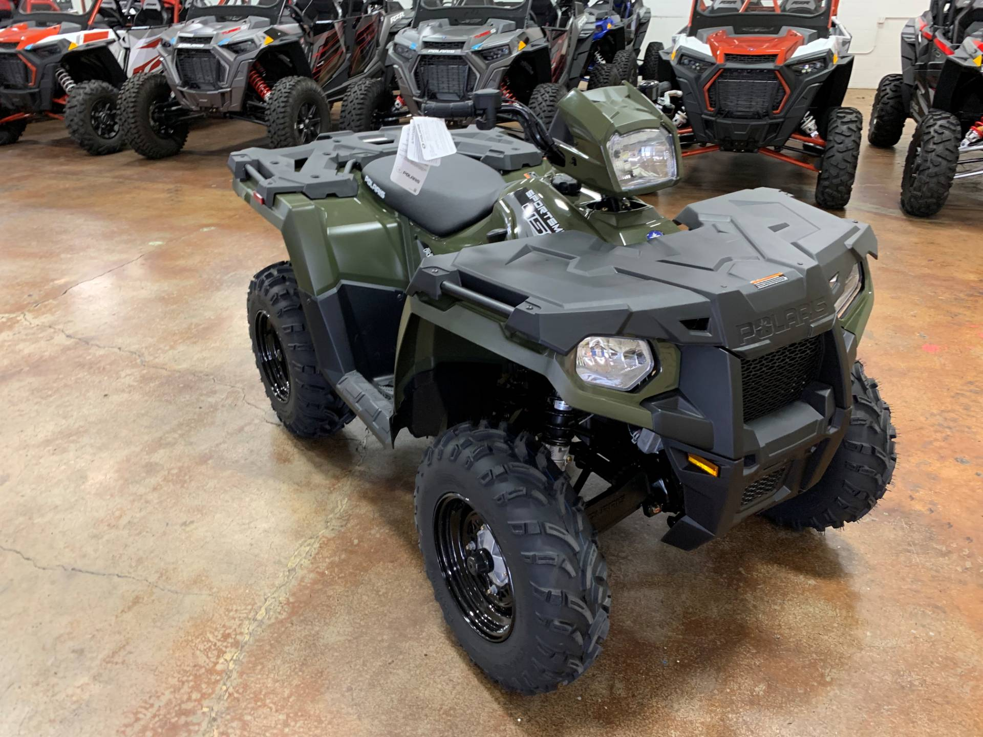 2019 Polaris Sportsman 450 H.O. in Tualatin, Oregon - Photo 7
