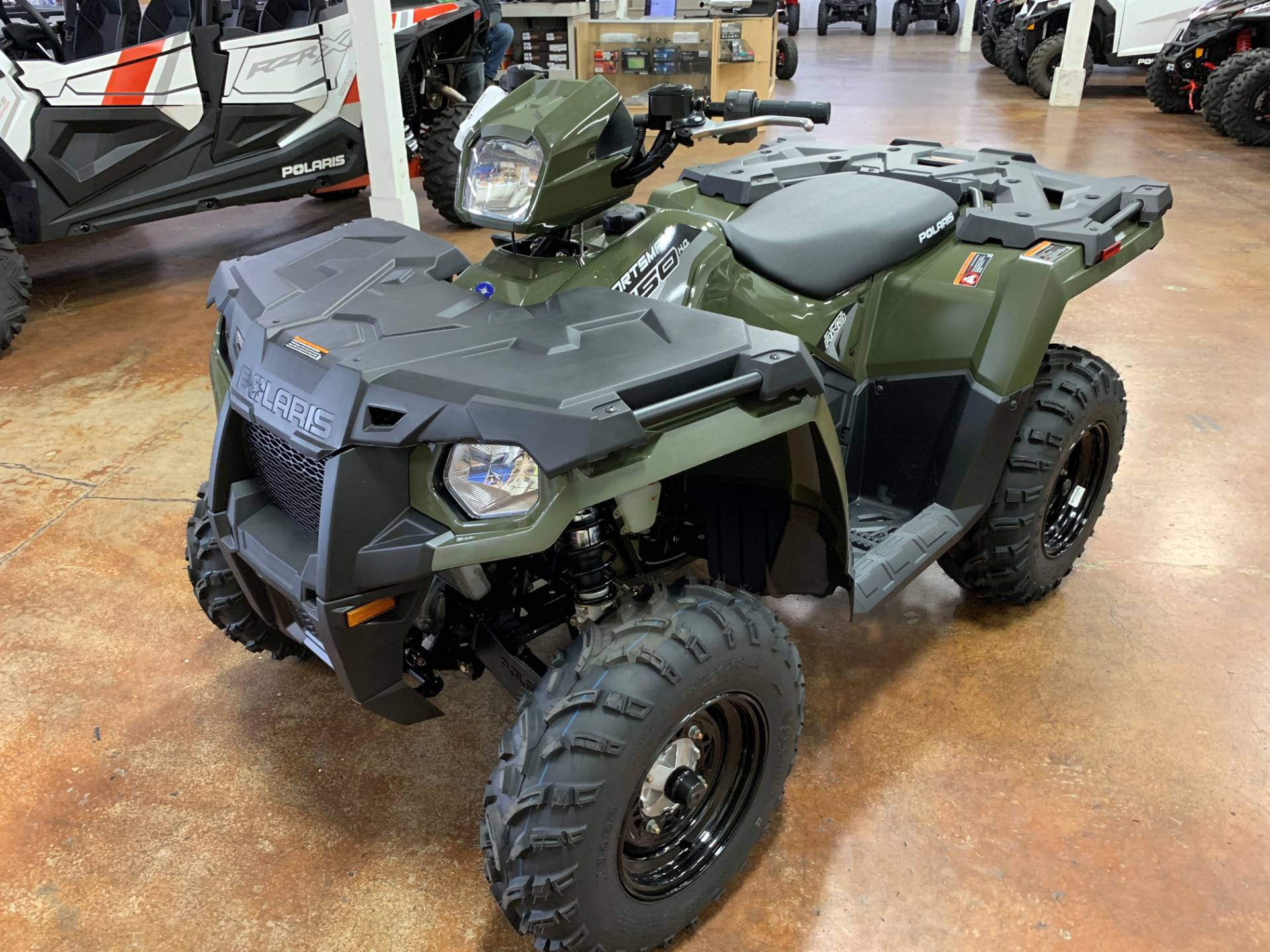 2019 Polaris Sportsman 450 H.O. in Tualatin, Oregon - Photo 1