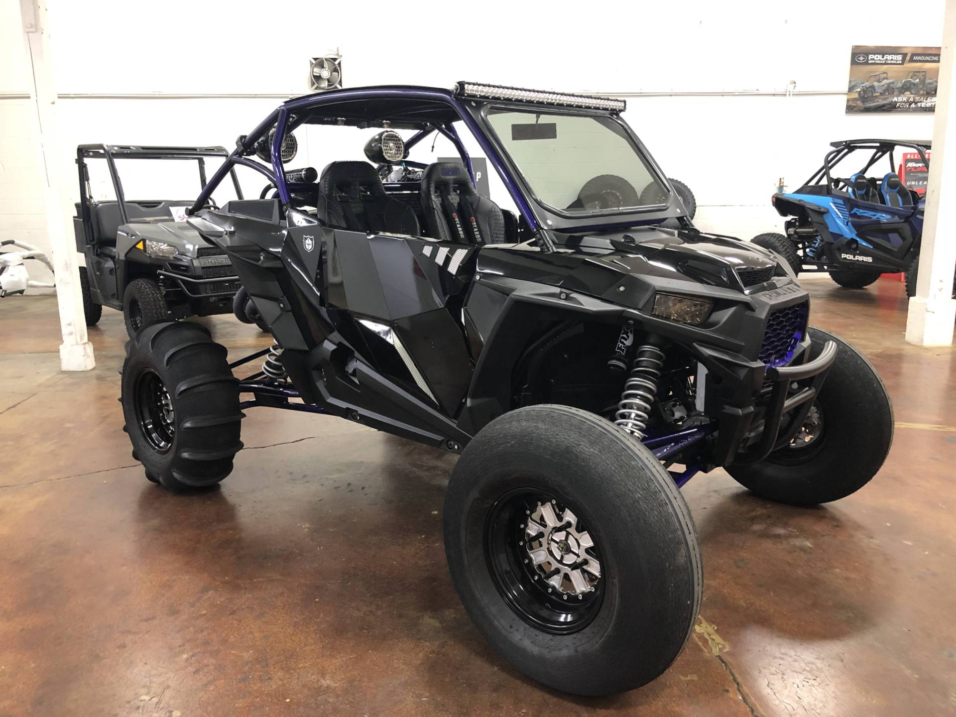 2014 Polaris RZR® XP 1000 EPS LE in Tualatin, Oregon - Photo 9