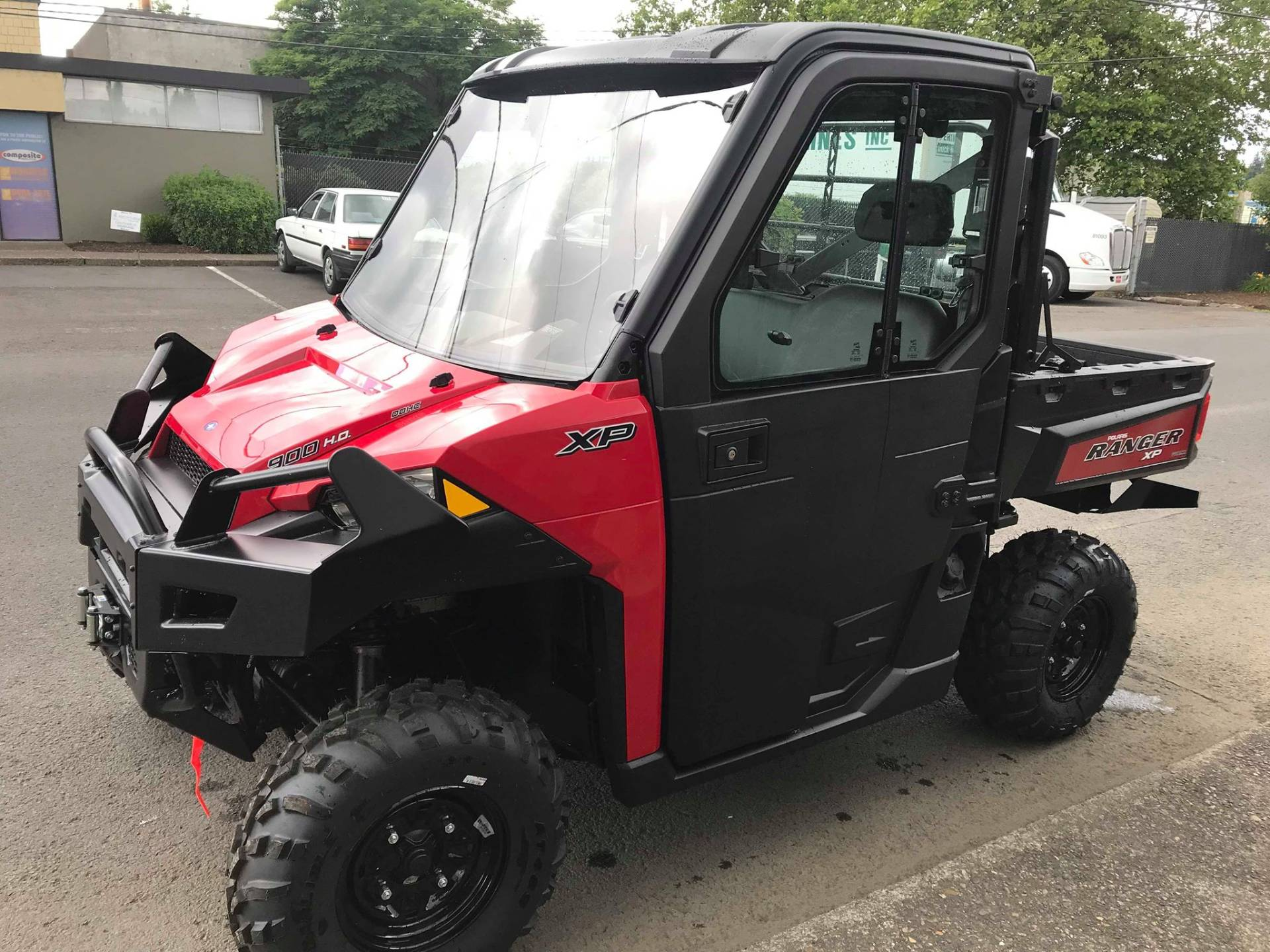 2018 Polaris Ranger XP 900 EPS in Tualatin, Oregon